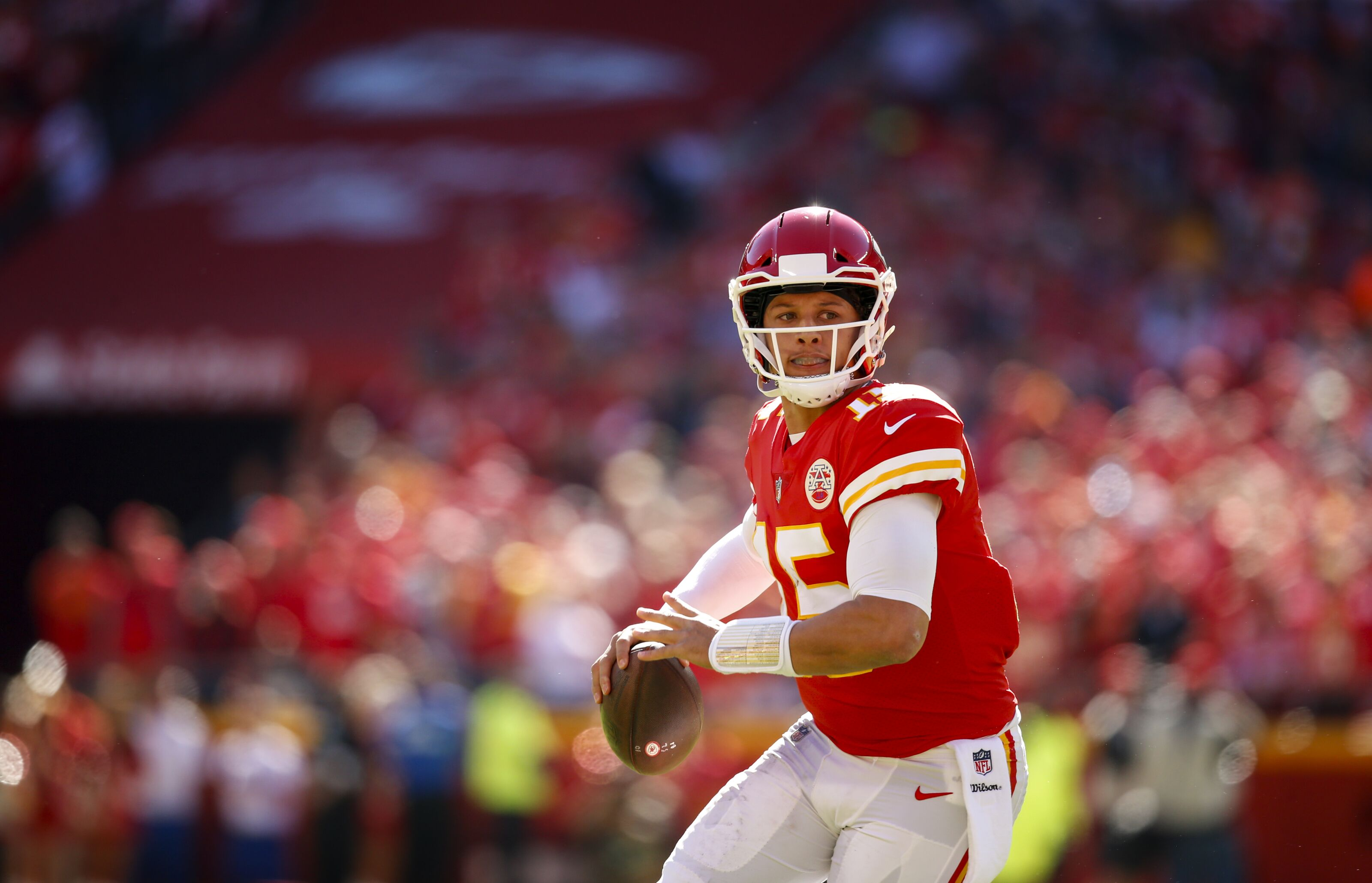 KC Chiefs  Patrick Mahomes vs Baker Mayfield could be new NFL rivalry 93ccc335d