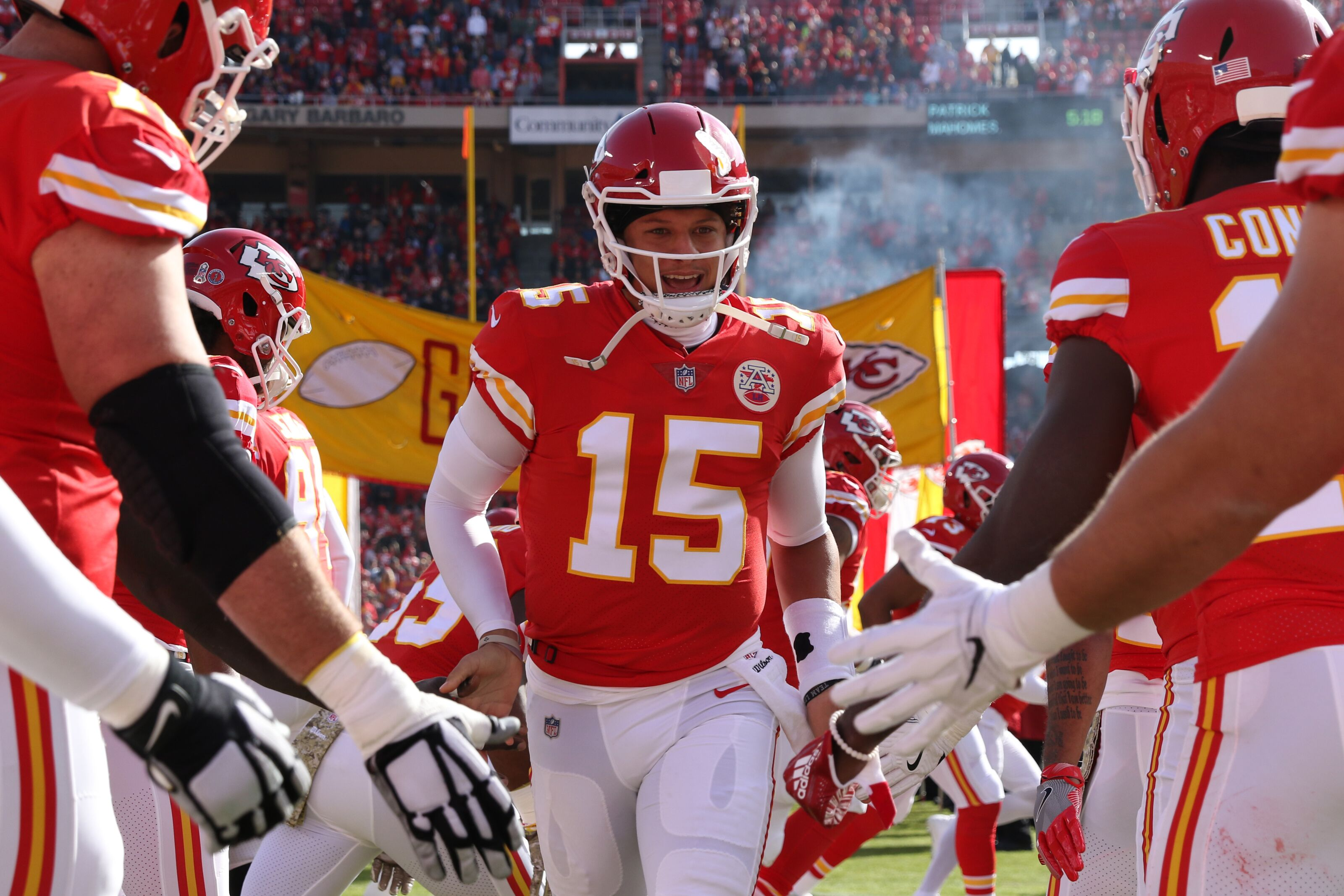 29e1772d KC Chiefs: Patrick Mahomes has to be flawless the rest of the way