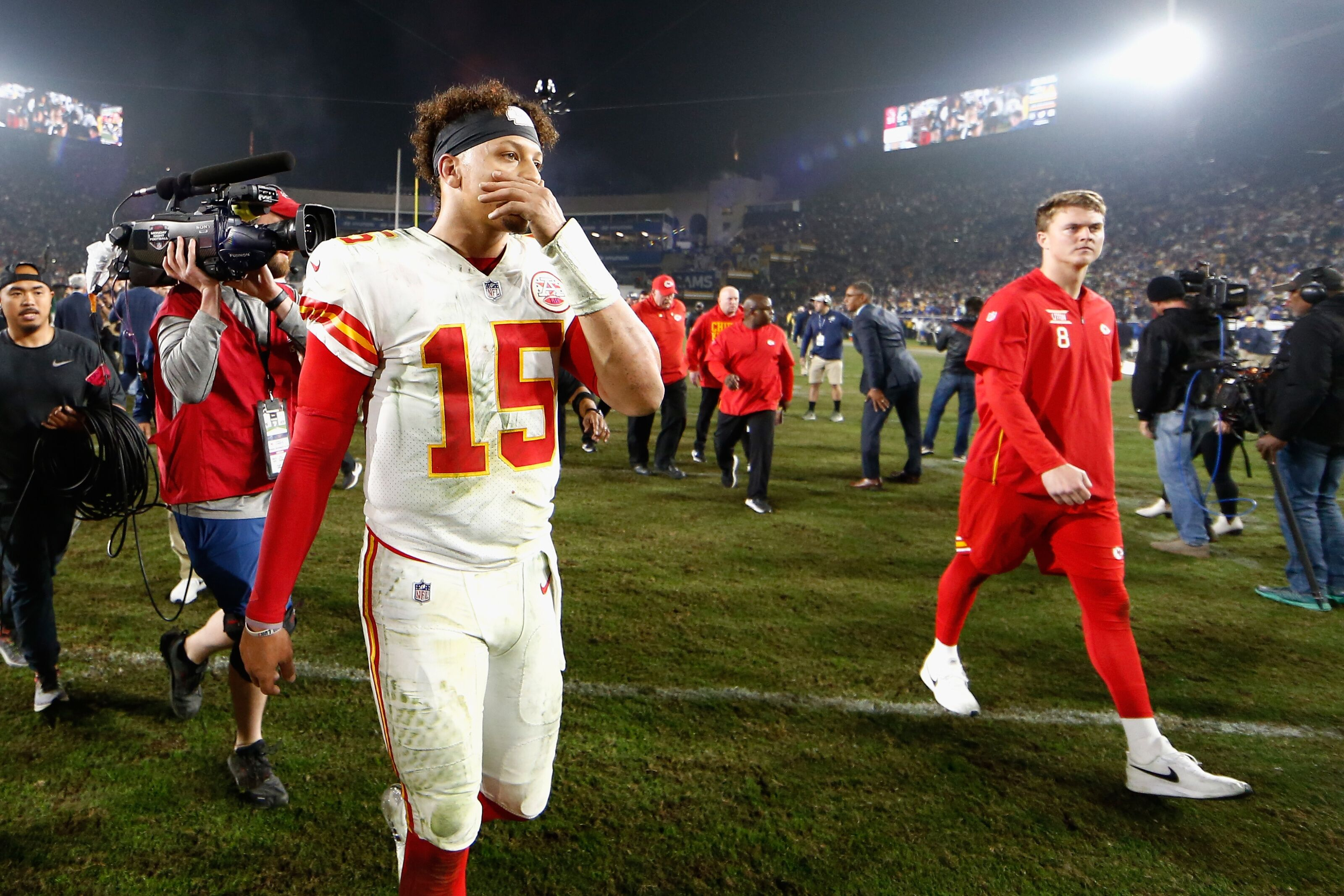 7b93d54ee56 Kansas City Chiefs: Patrick Mahomes Can't Win the Big Game?