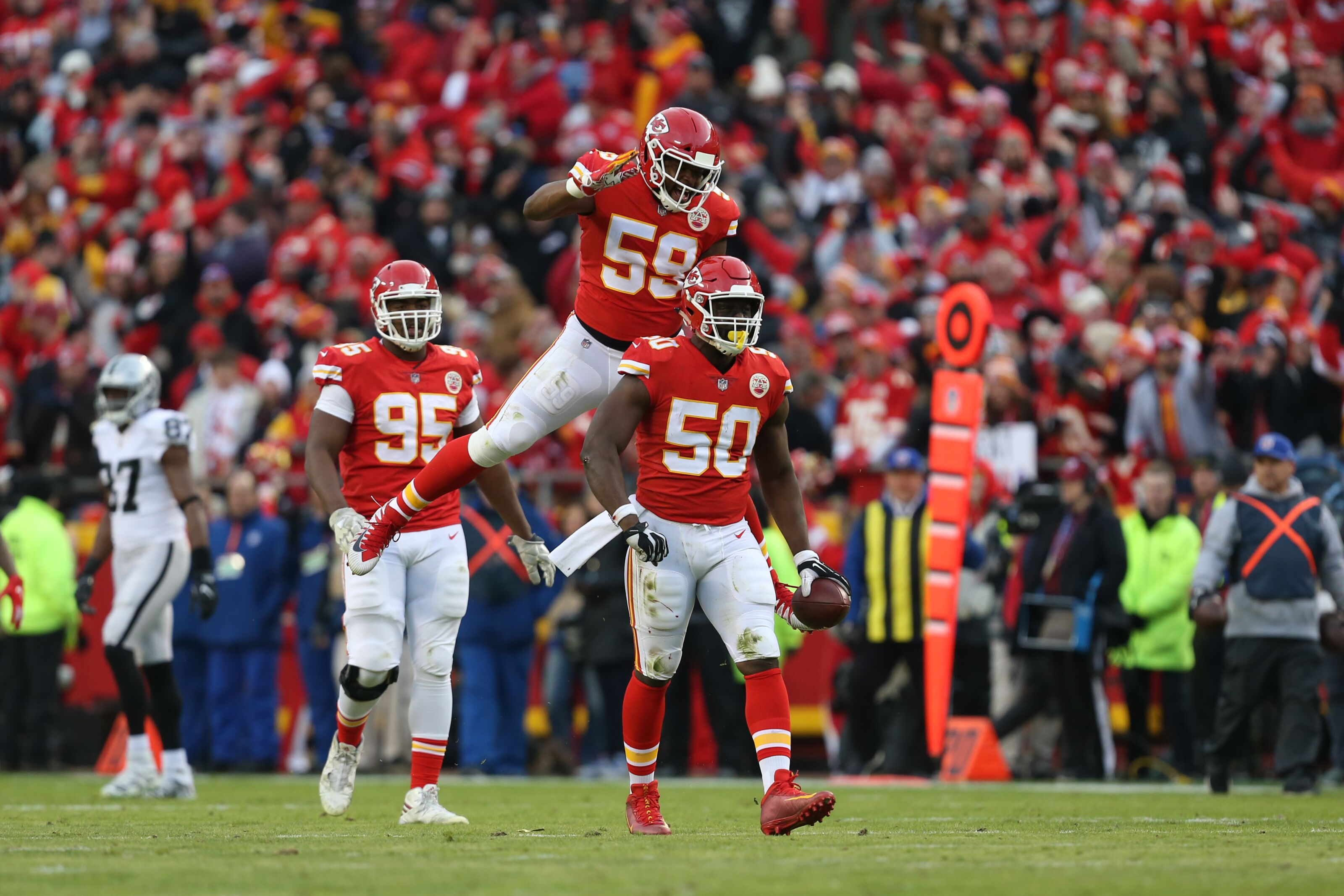 low priced a9162 e215c Kansas City Chiefs  AFC playoff picture after week 17