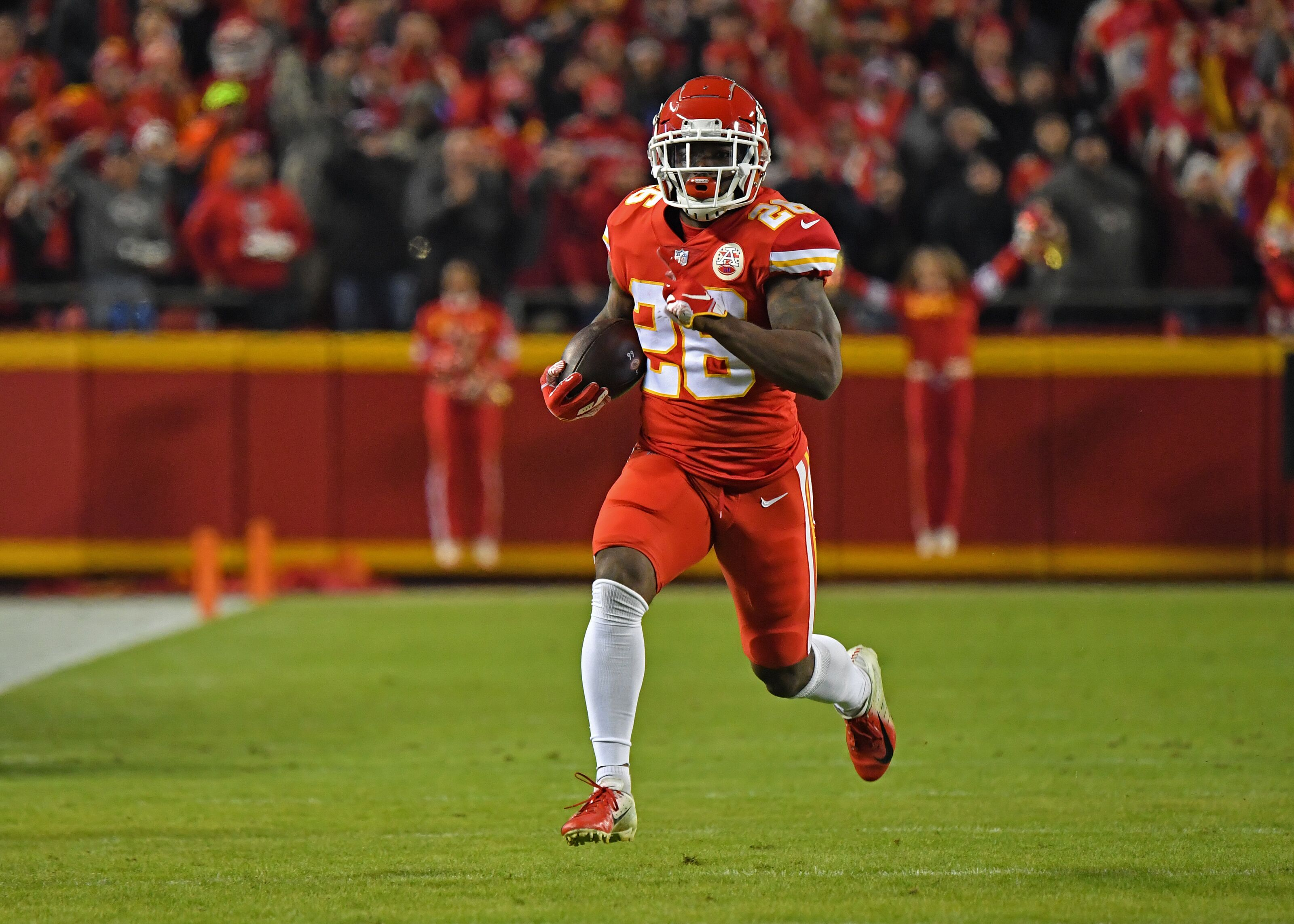Image result for damien williams chiefs