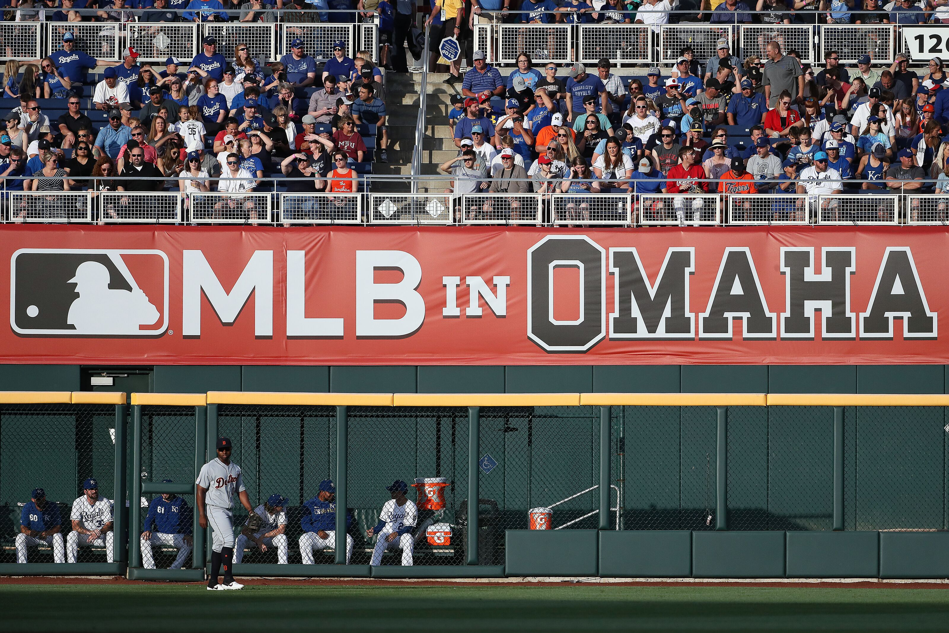 Kansas City Royals should play in Omaha every year