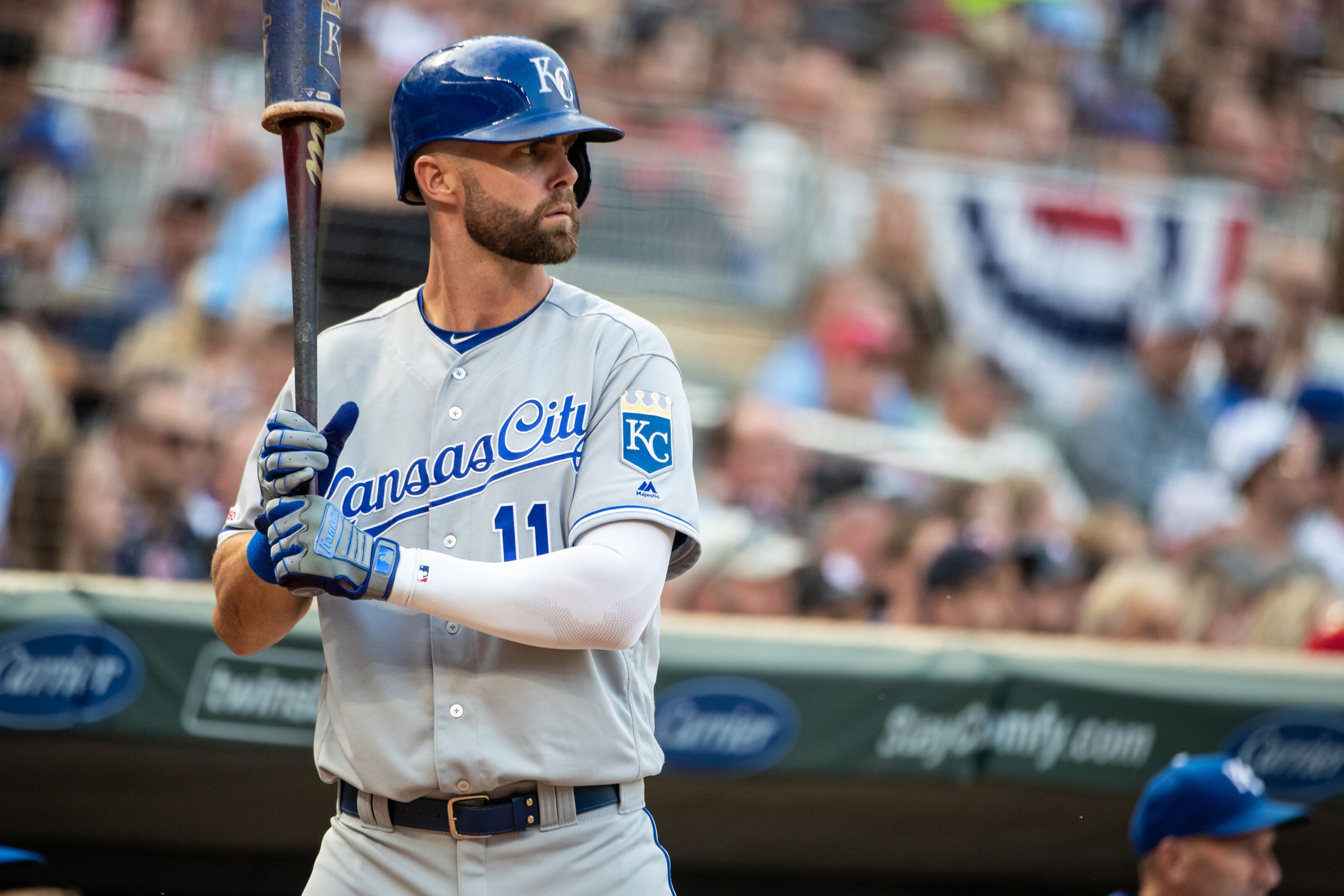 KC Royals: Does Bubba Starling have a place on 2020 roster?
