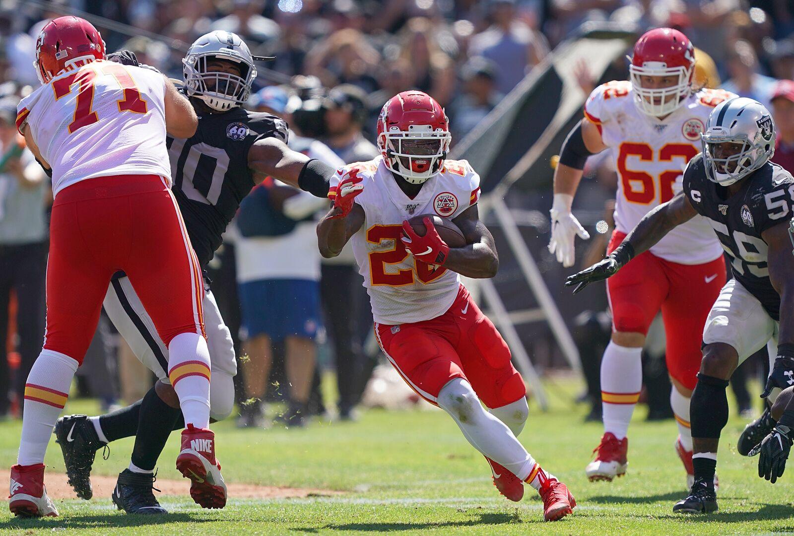 Kansas City Chiefs need to improve rushing attack
