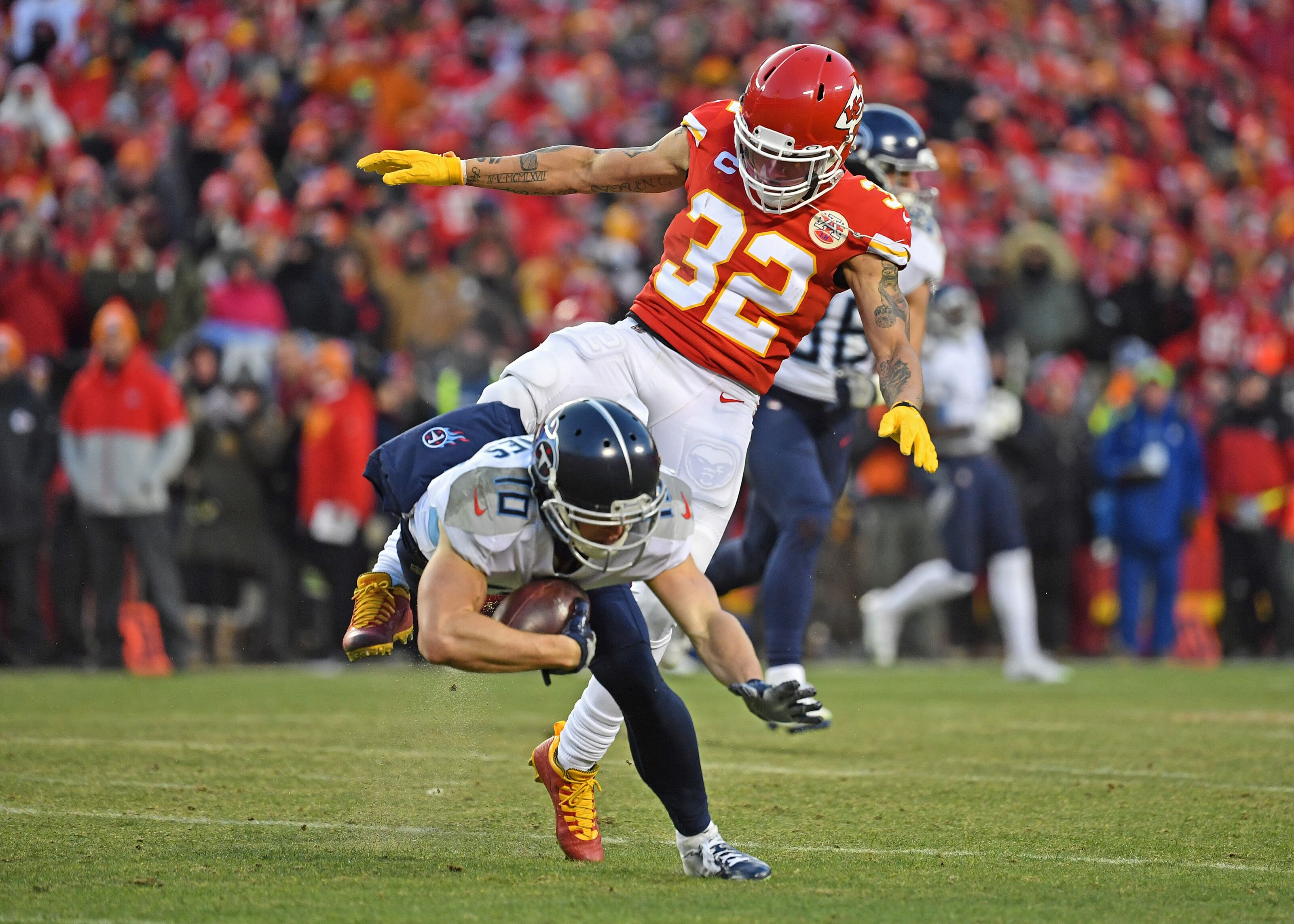 KC Chiefs: Free agent acquisitions made huge difference in title game