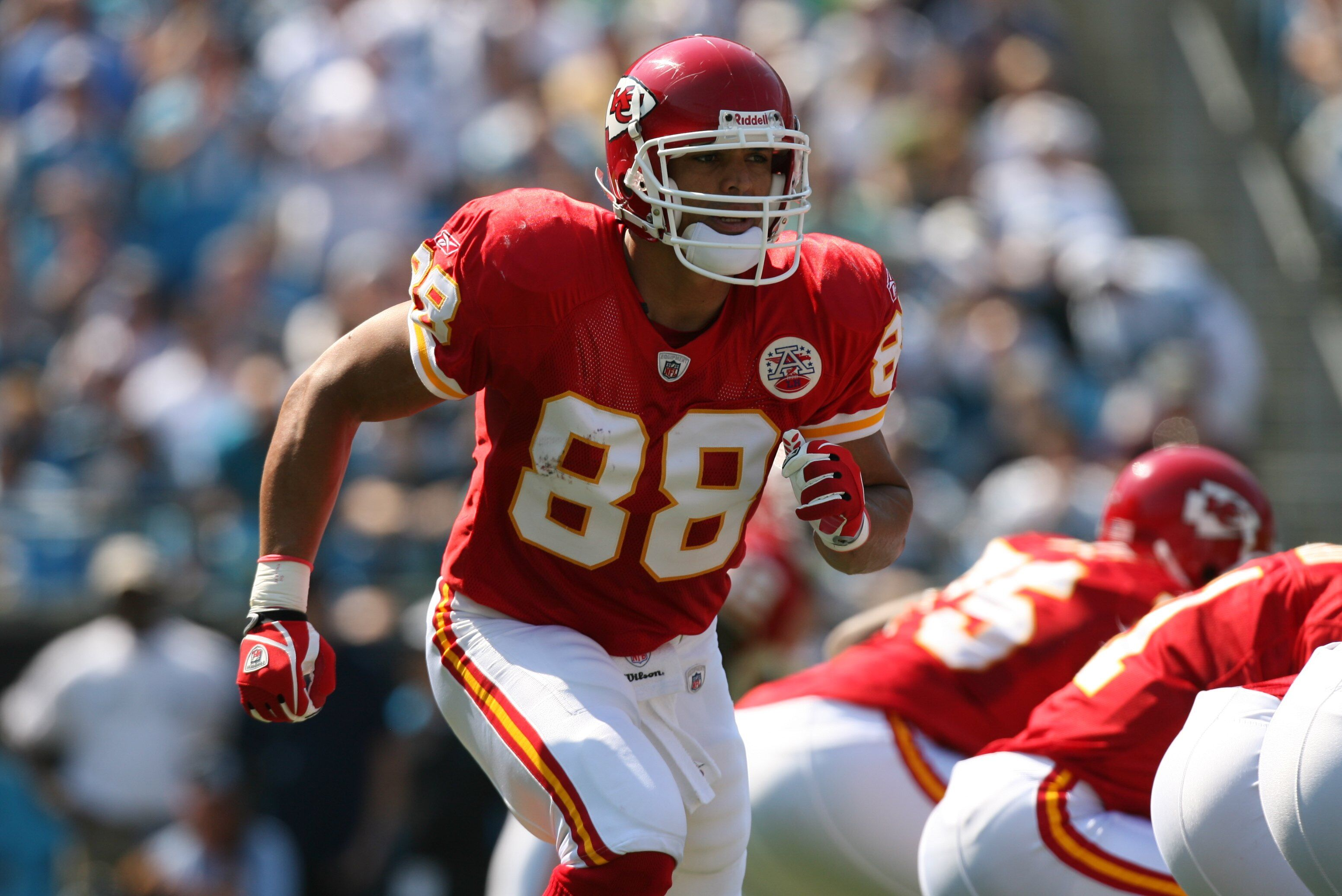 KC Chiefs  Tony Gonzalez considered Chiefs best first round pick 4e8232783