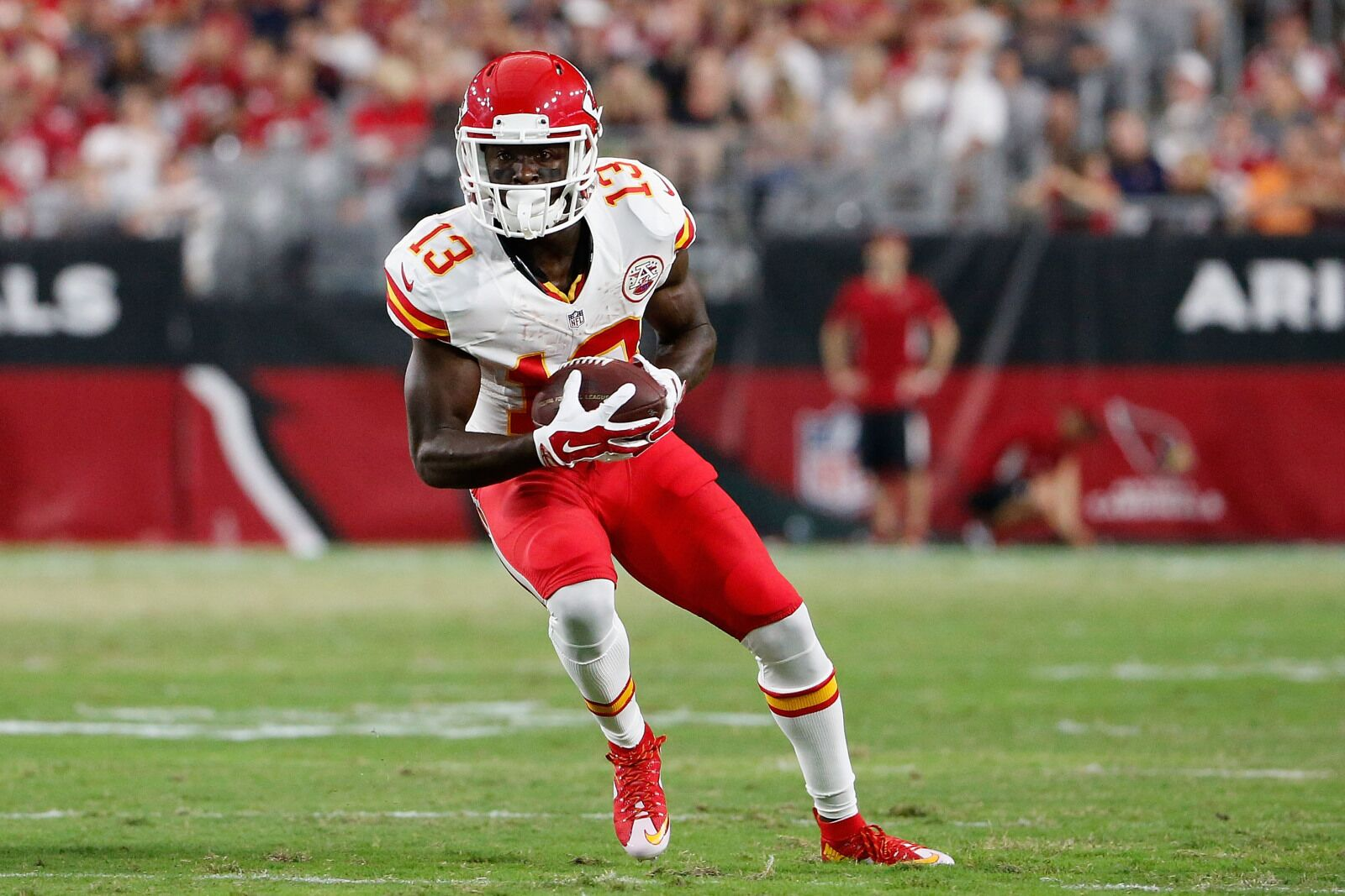 Kansas City Chiefs: De'Anthony Thomas not a lock to make roster