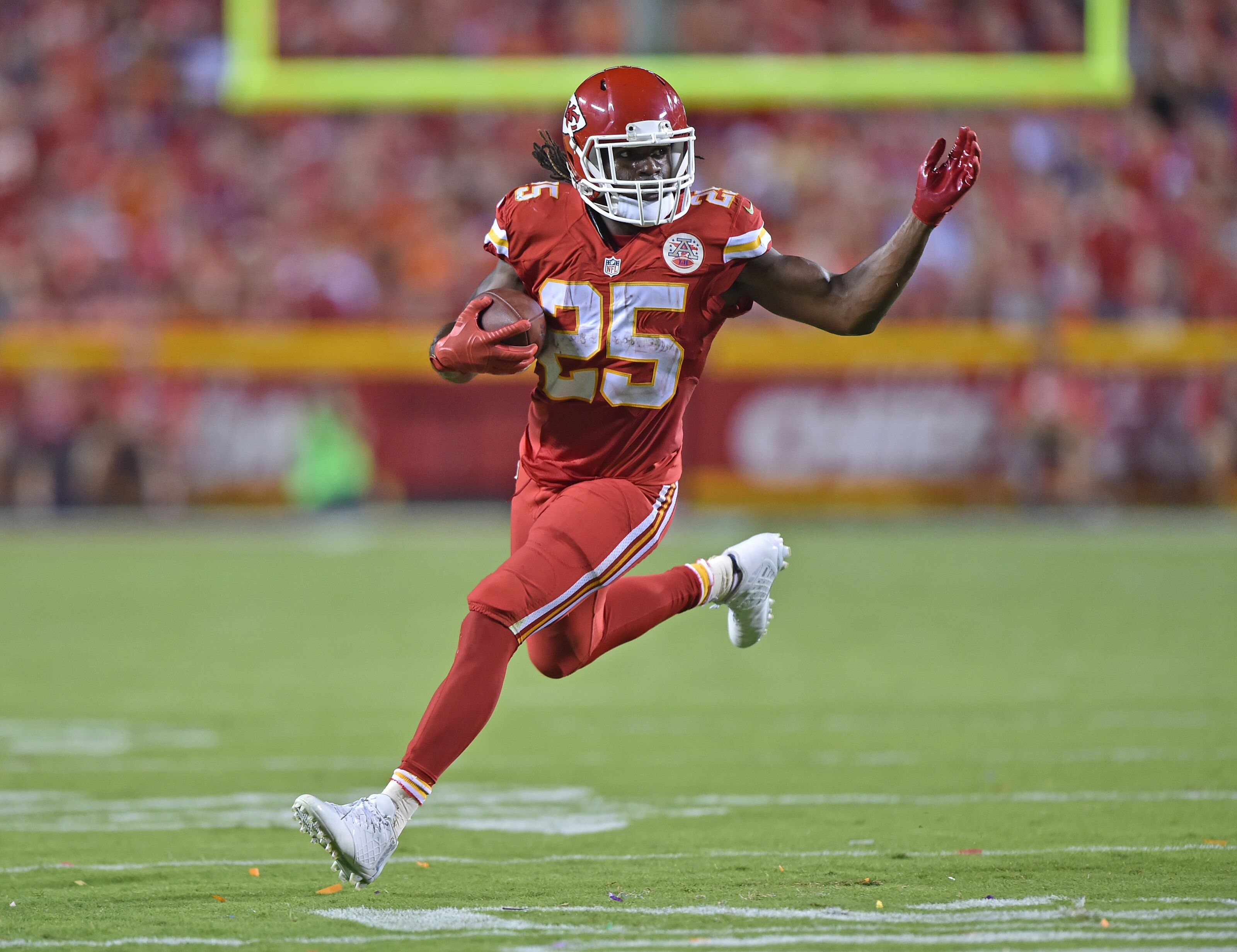Kansas City Chiefs: Does Jamaal Charles belong in Hall of Fame?