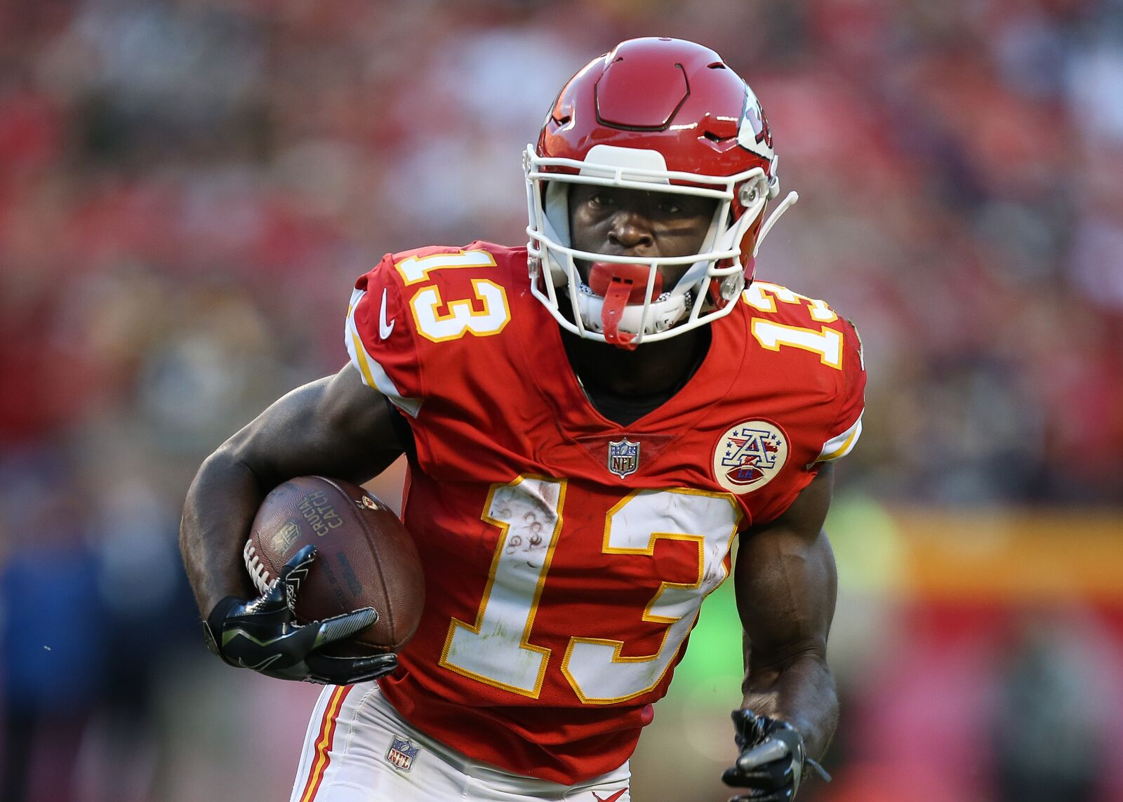 KC Chiefs: Recent injury could be end of De'Anthony Thomas