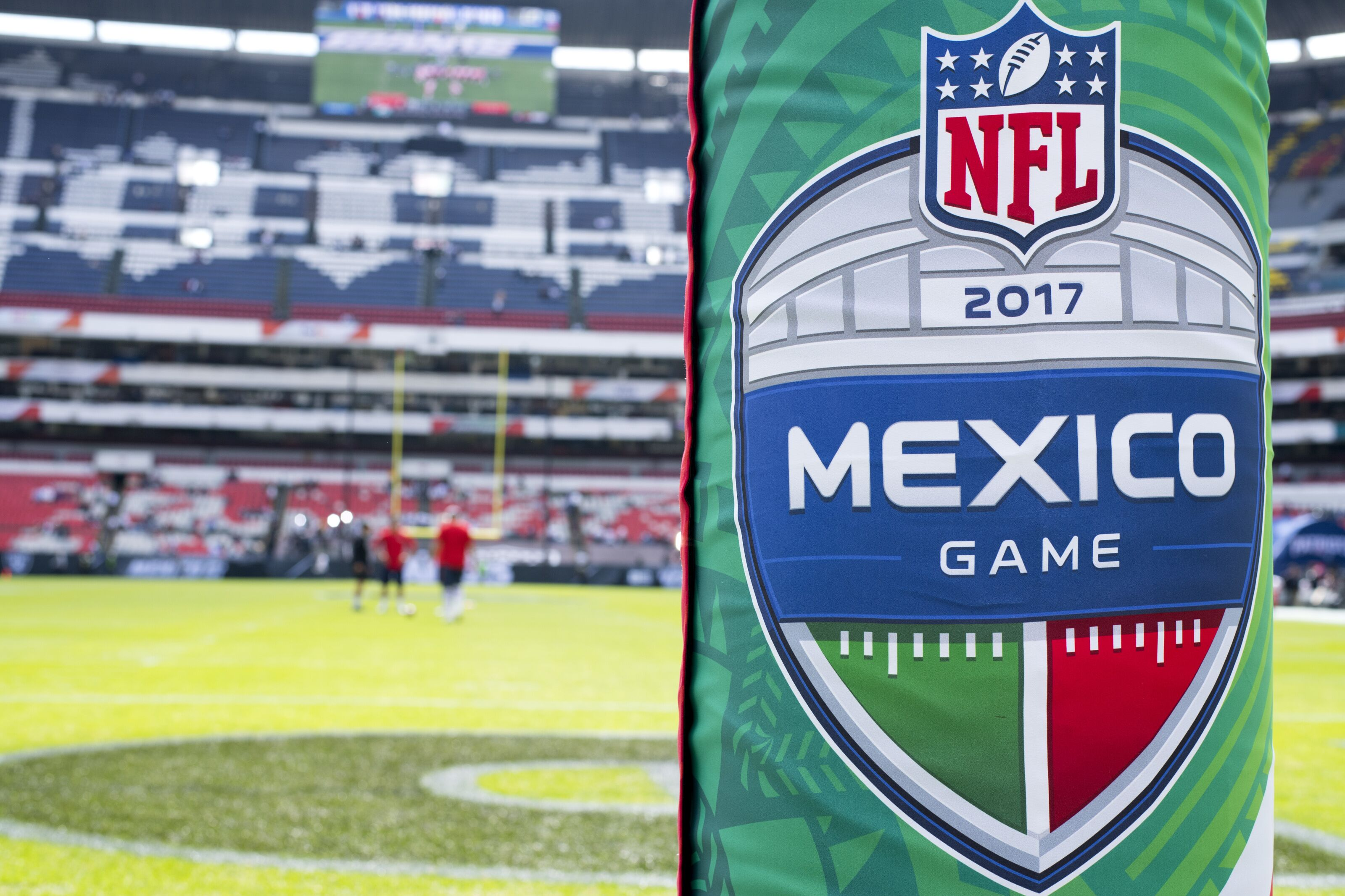 Kansas City Chiefs will play in Mexico City in 2019