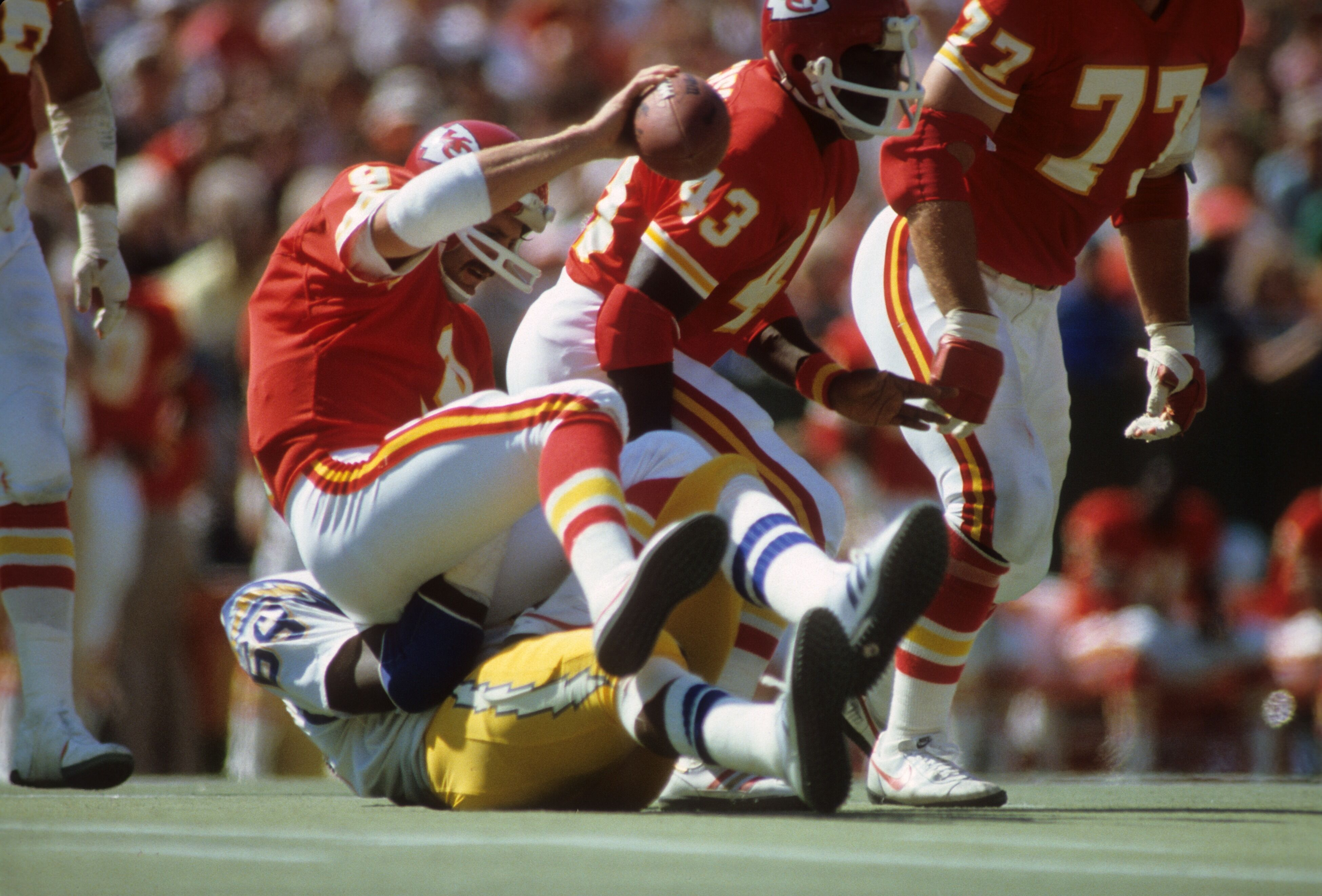 Kansas City Chiefs Ten Worst Seasons In Team History Page 4