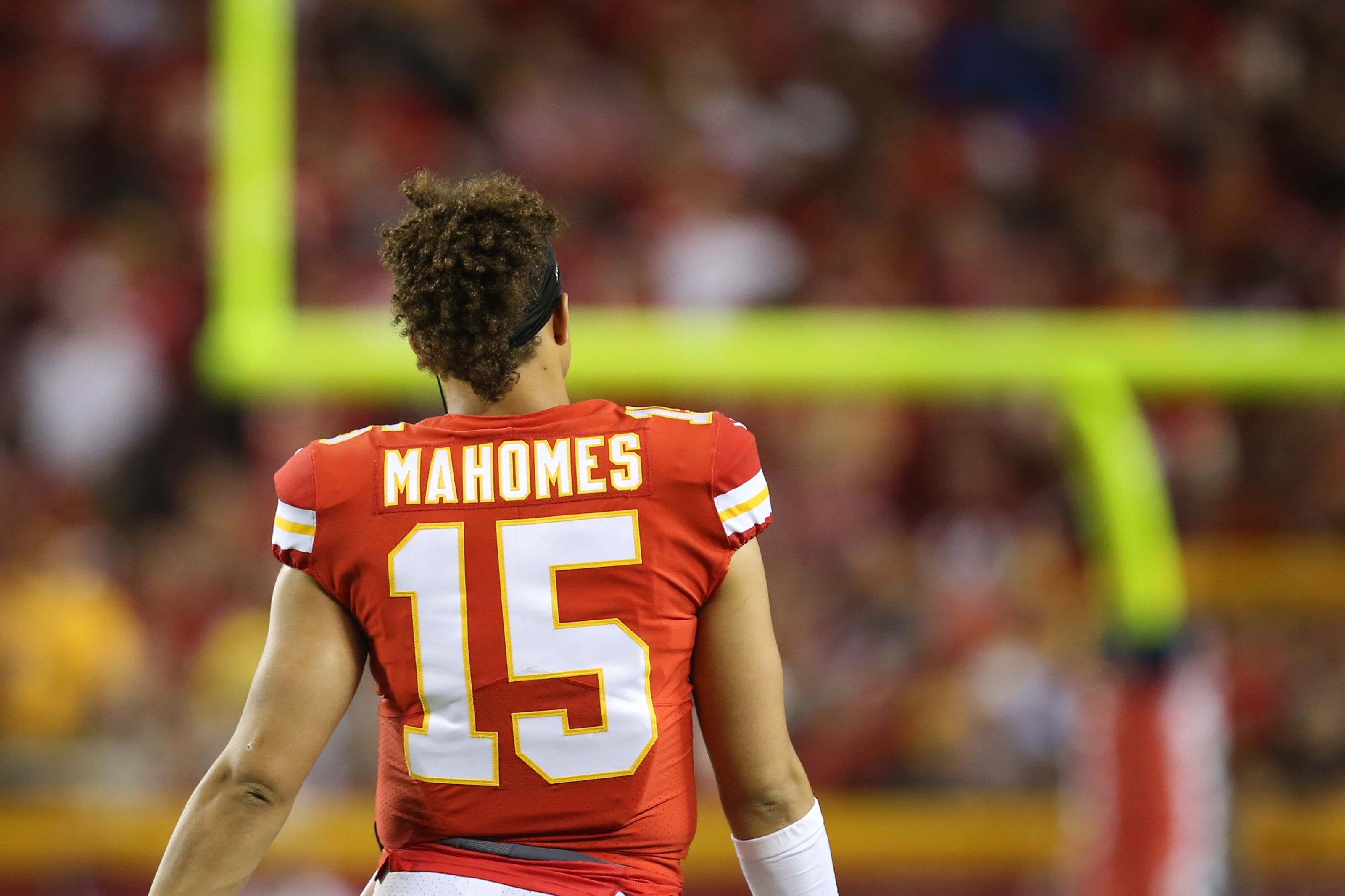Kansas City Chiefs Best Games Of Patrick Mahomes Collegiate Career