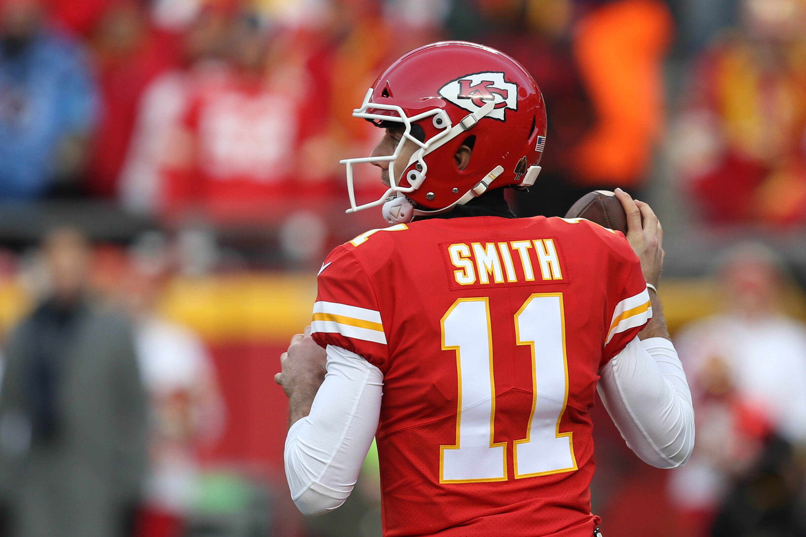 KC Chiefs  How would Chiefs be doing if Alex Smith was still the starter  7c4fa337a