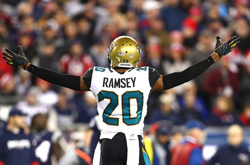 New Kansas City Chiefs: Jalen Ramsey worth trading first round pick for  hot sale