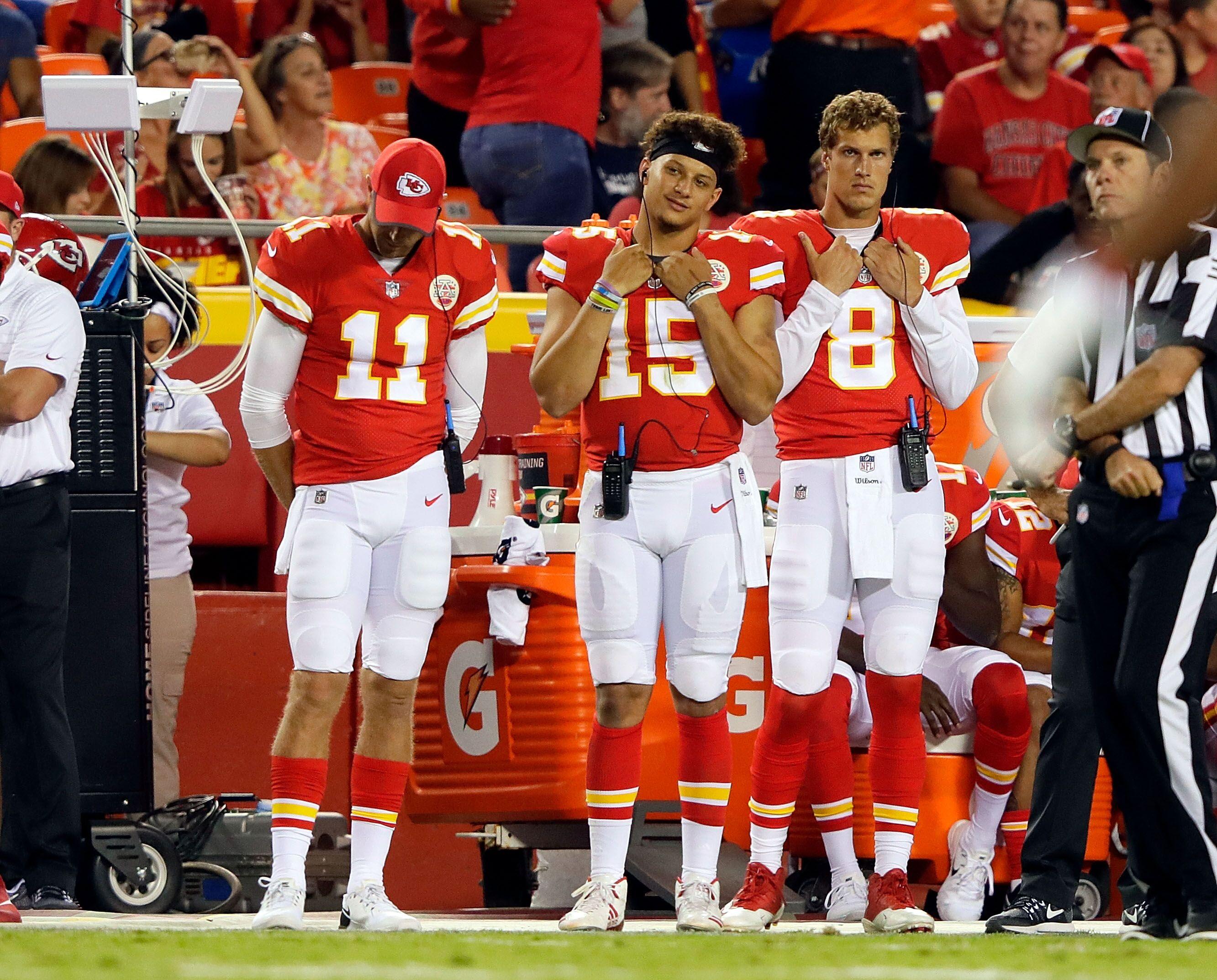 new product 689c3 64923 Kansas City Chiefs may be headed towards a rebuild