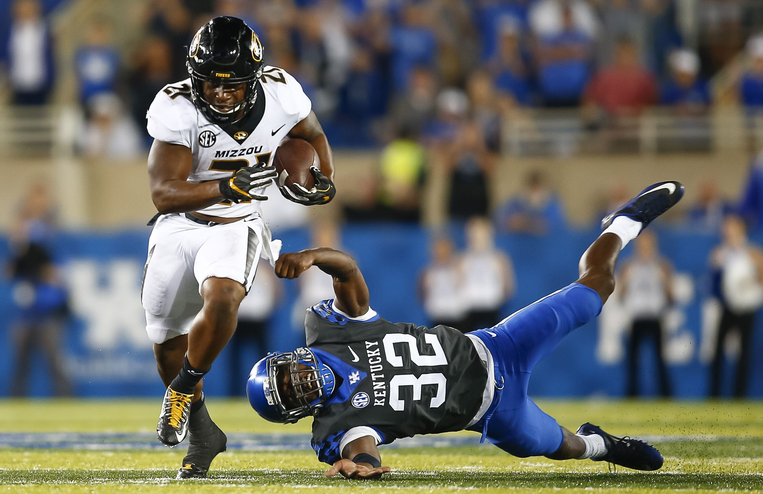 mizzou football lost a winnable game on saturday to the kentucky wildcats by a score of 40 34 what was good what was bad and what was ugly in this one