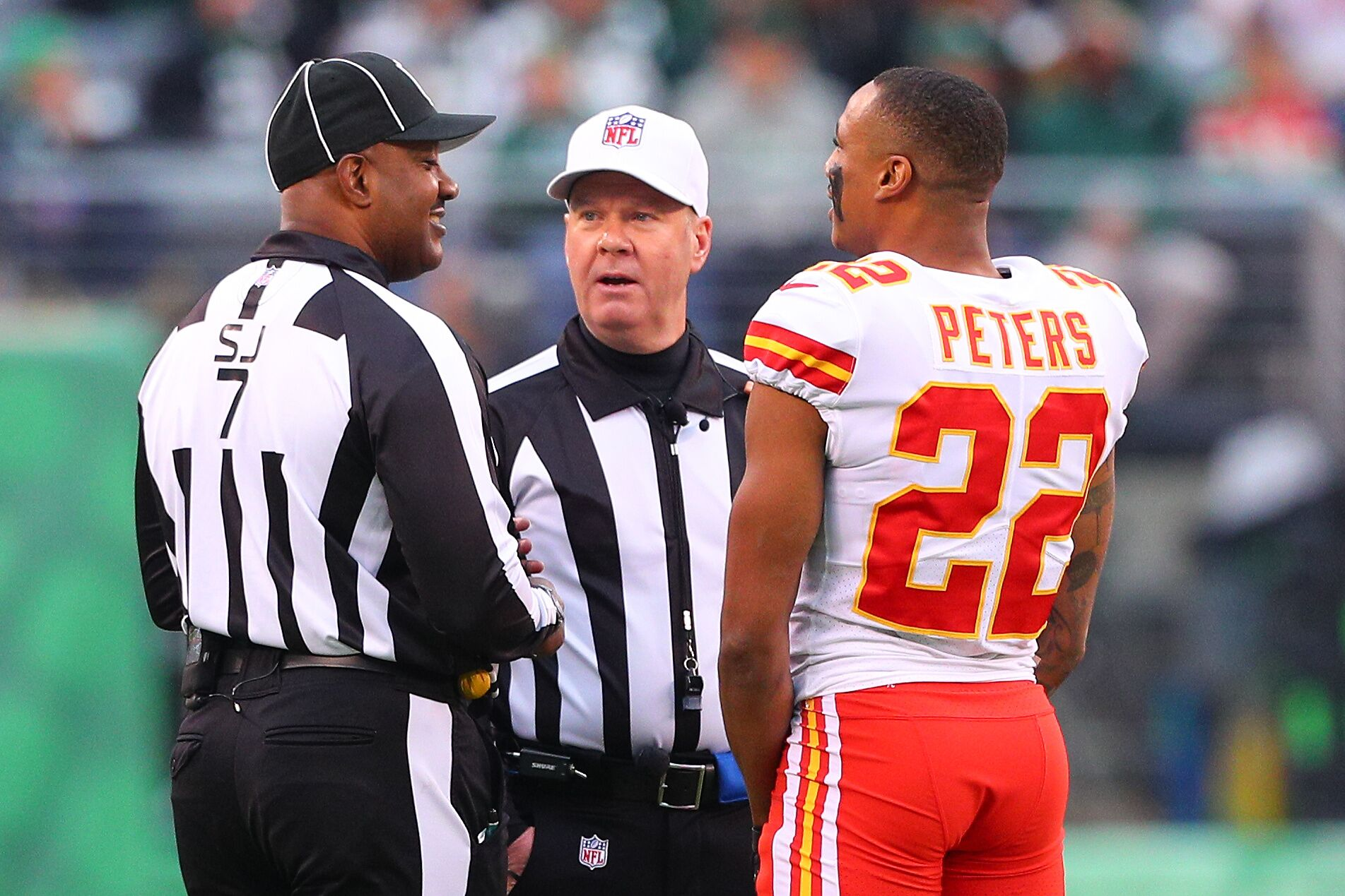 Kansas City Chiefs Do Not Blame Marcus Peters