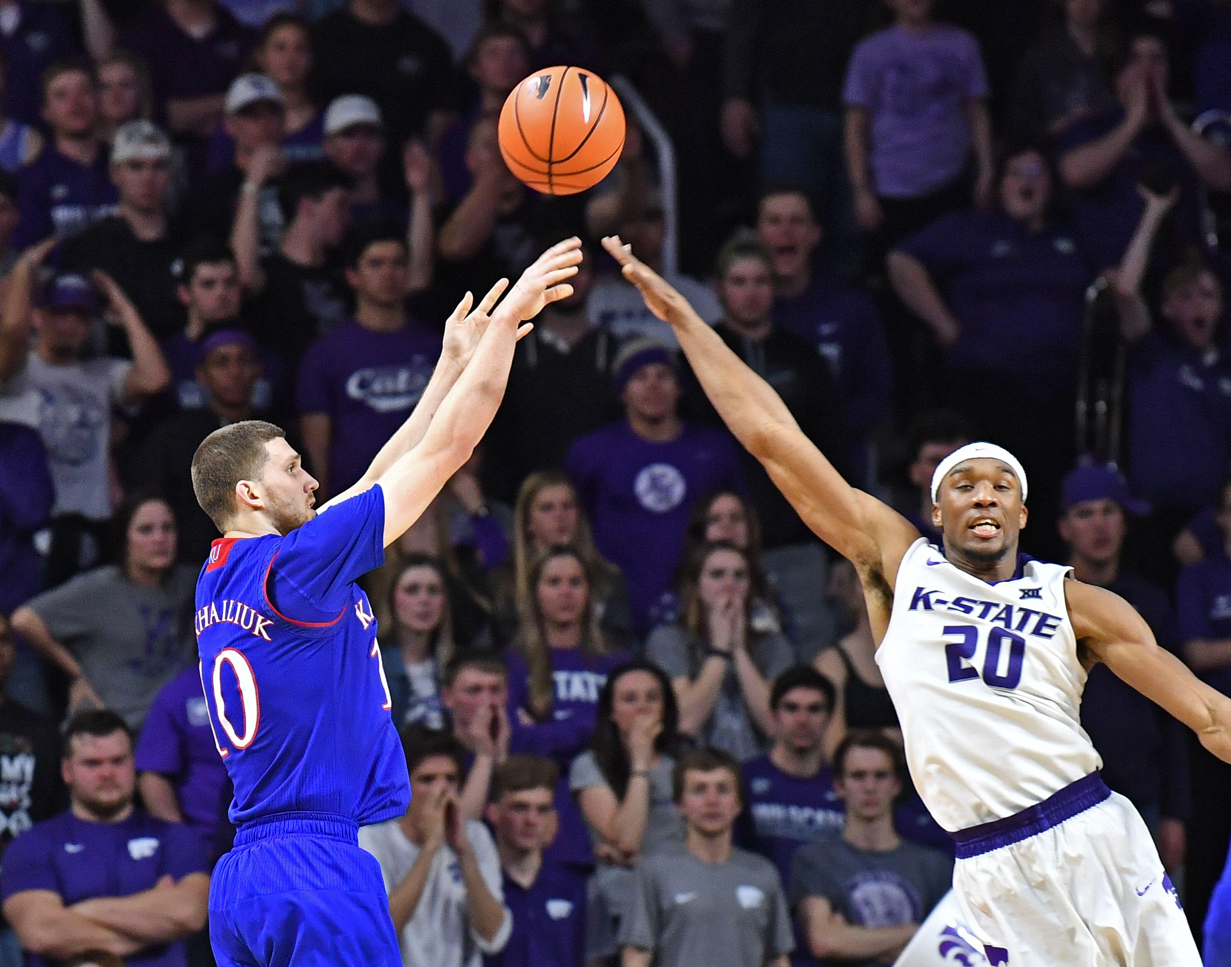 2971597fcbe Kansas Basketball  Svi Mykhailiuk can help turn Lakers around