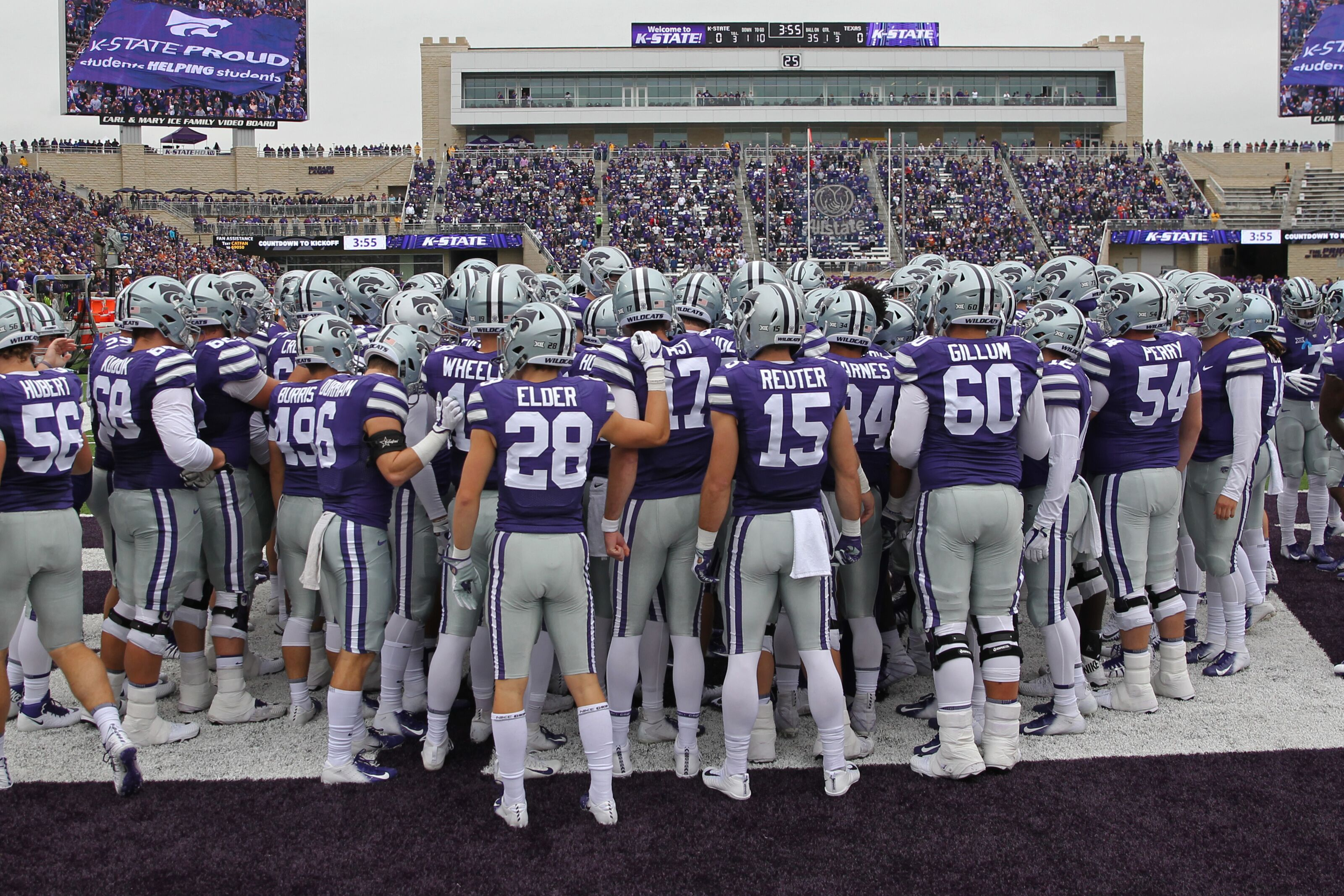 Kansas State Football Wildcats Must Win Game Against Baylor
