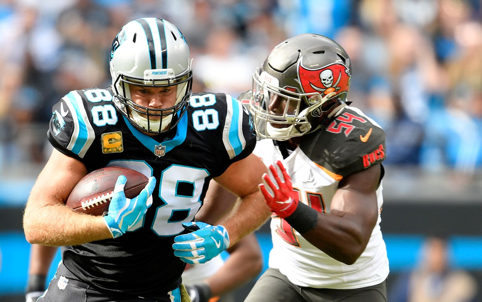 new concept a456e 8d257 Fantasy Football: Top 15 Deep Sleepers to Target in 2019 ...