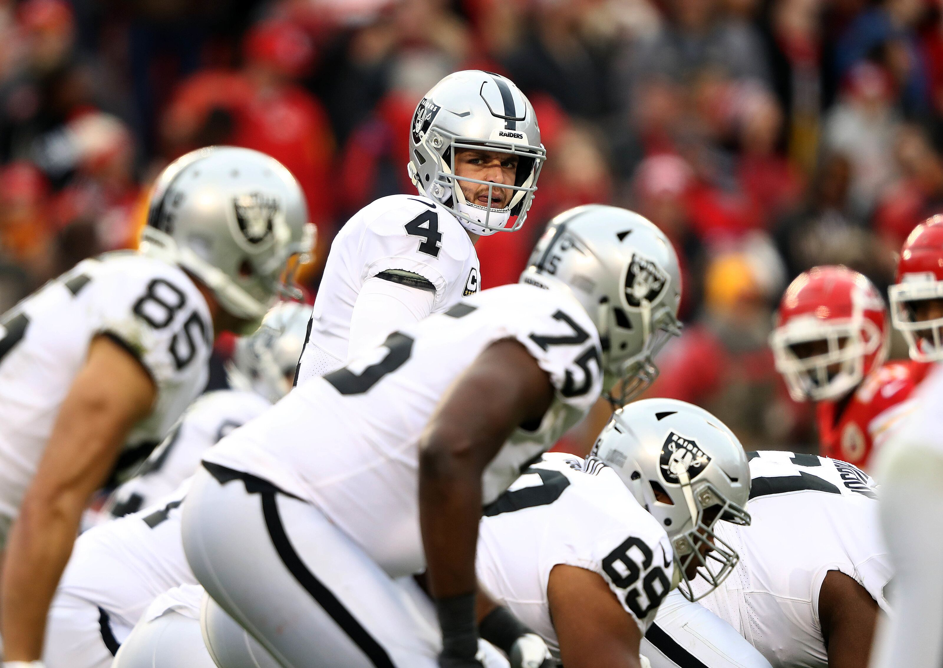 a986ea93 Kansas City Chiefs Fans Shouldn't Worry About Raiders in 2019