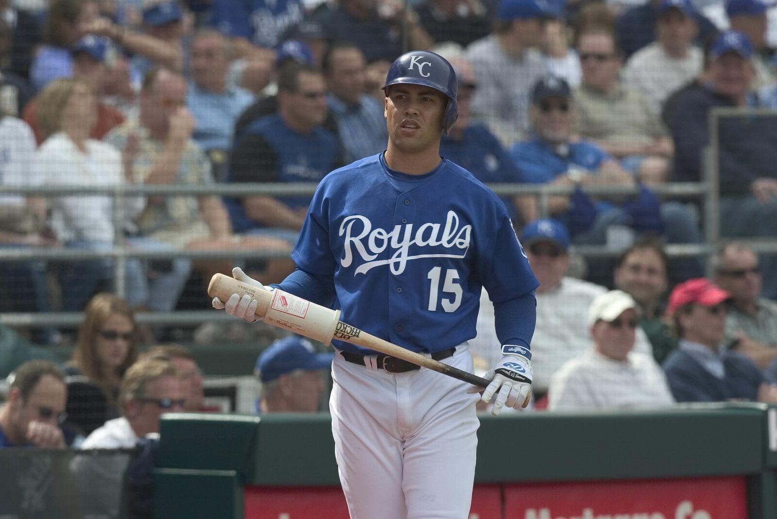 Kansas City Royals Carlos Beltran Associated With Sign