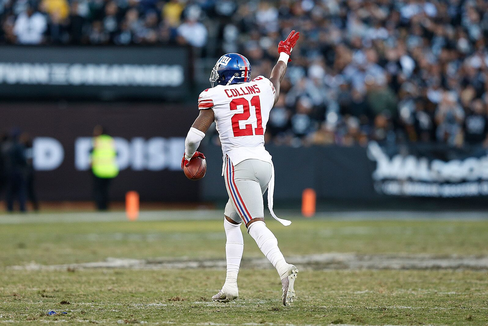 Landon Collins of the New York Giants is the ideal free agency target for  the ... 2ba0ebf91