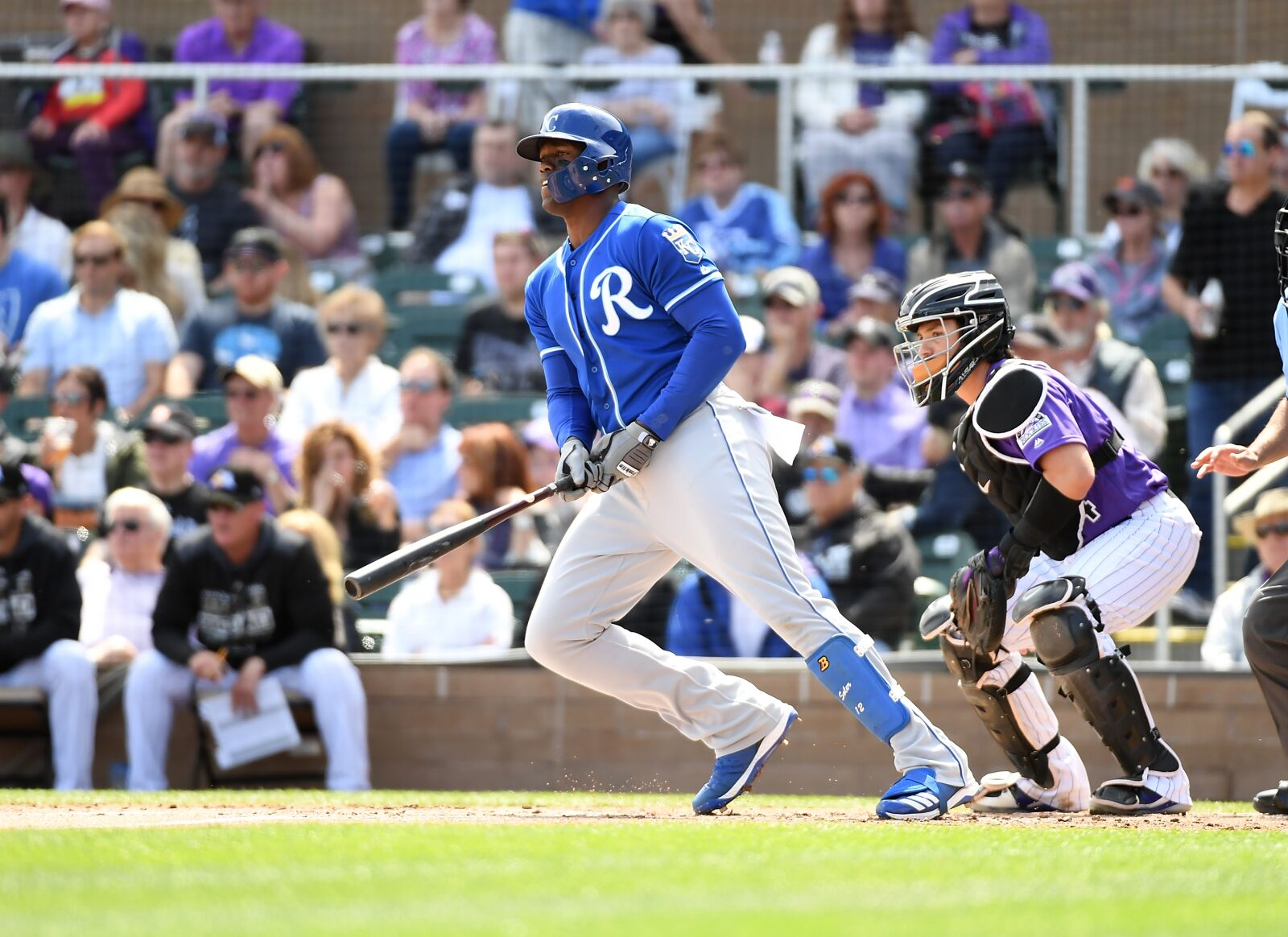 Kansas City Royals right field situation is disastrous