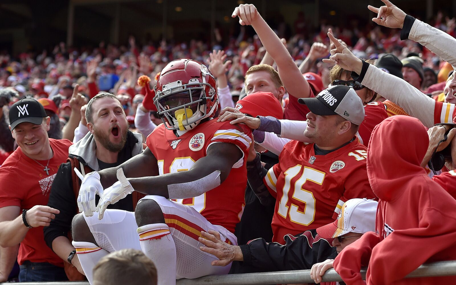 FanSided 250: Kansas City Chiefs fandom among hottest in NFL