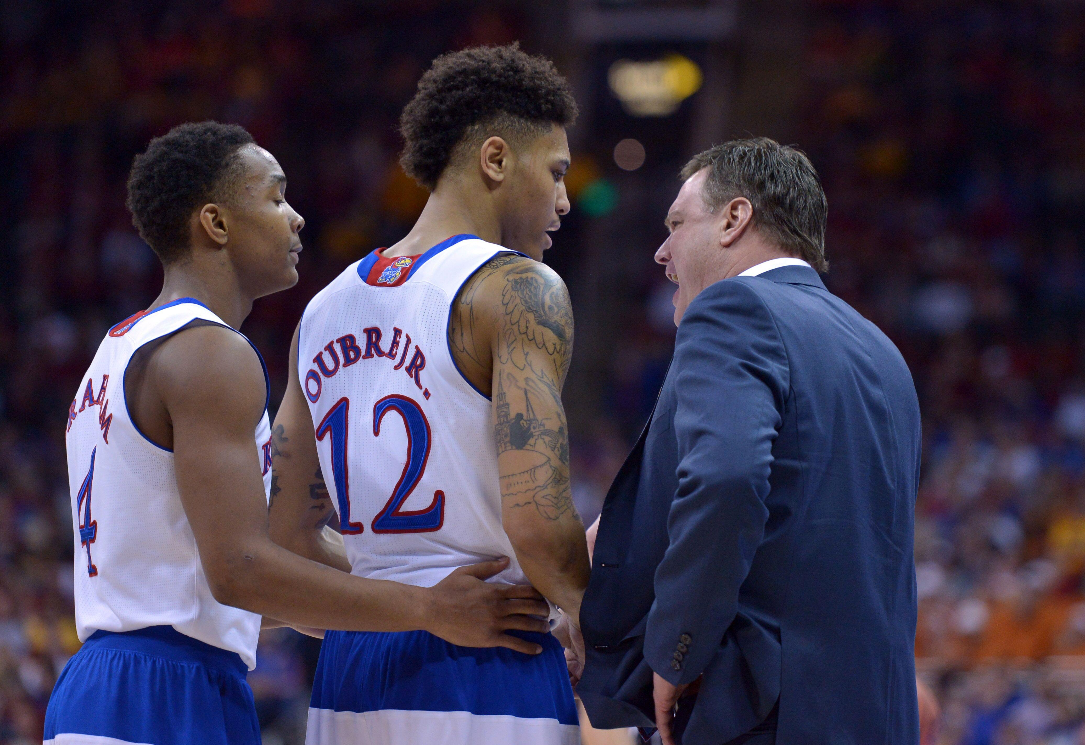 Kansas Jayhawks College Basketball - Kansas News, Scores ...