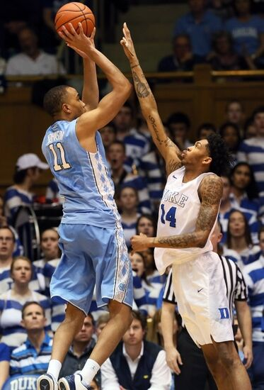 Unc Basketball Brice Johnson Named To All Acc Team