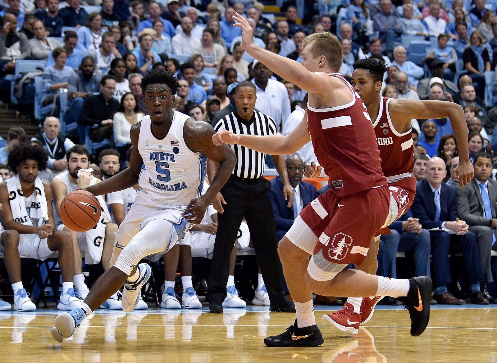 7555250248c UNC Basketball: Reasons why Nassir Little shouldn't start