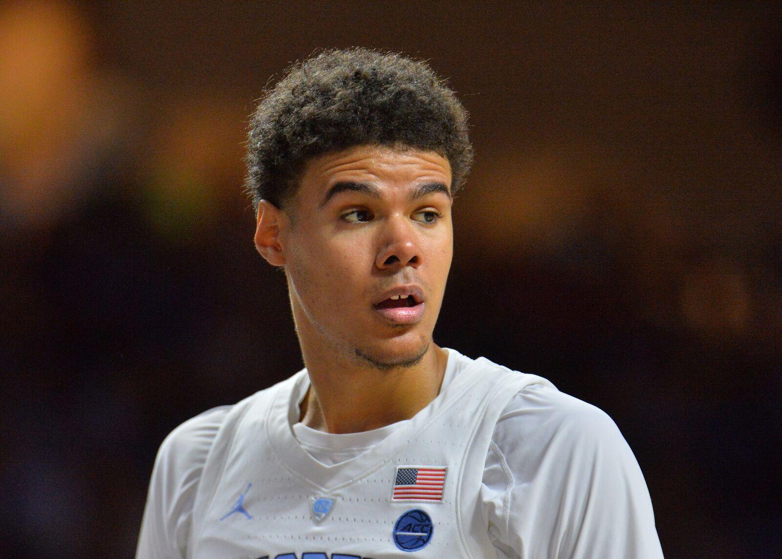 UNC Basketball: Cameron Johnson meets with Philadelphia 76ers