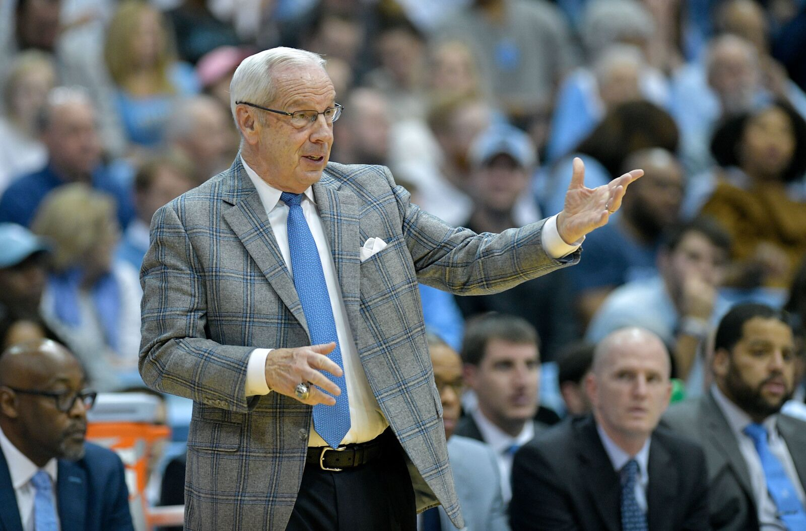 NCAA Tournament: UNC-KU in KC suggests selection process is suspect