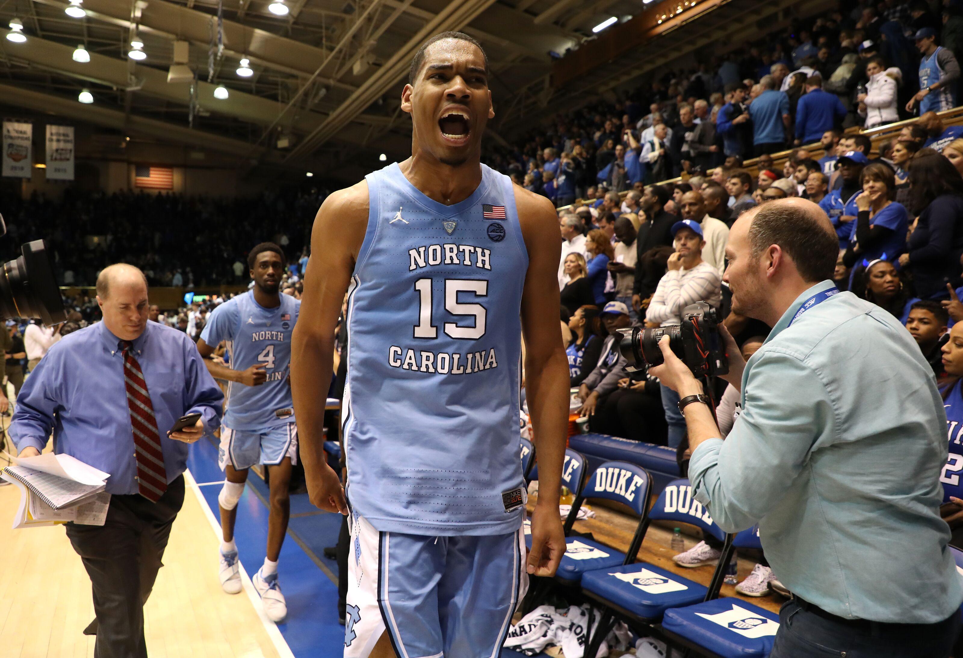 UNC Basketball: Luke Maye, Tar Heels roll past Blue Devils in Durham