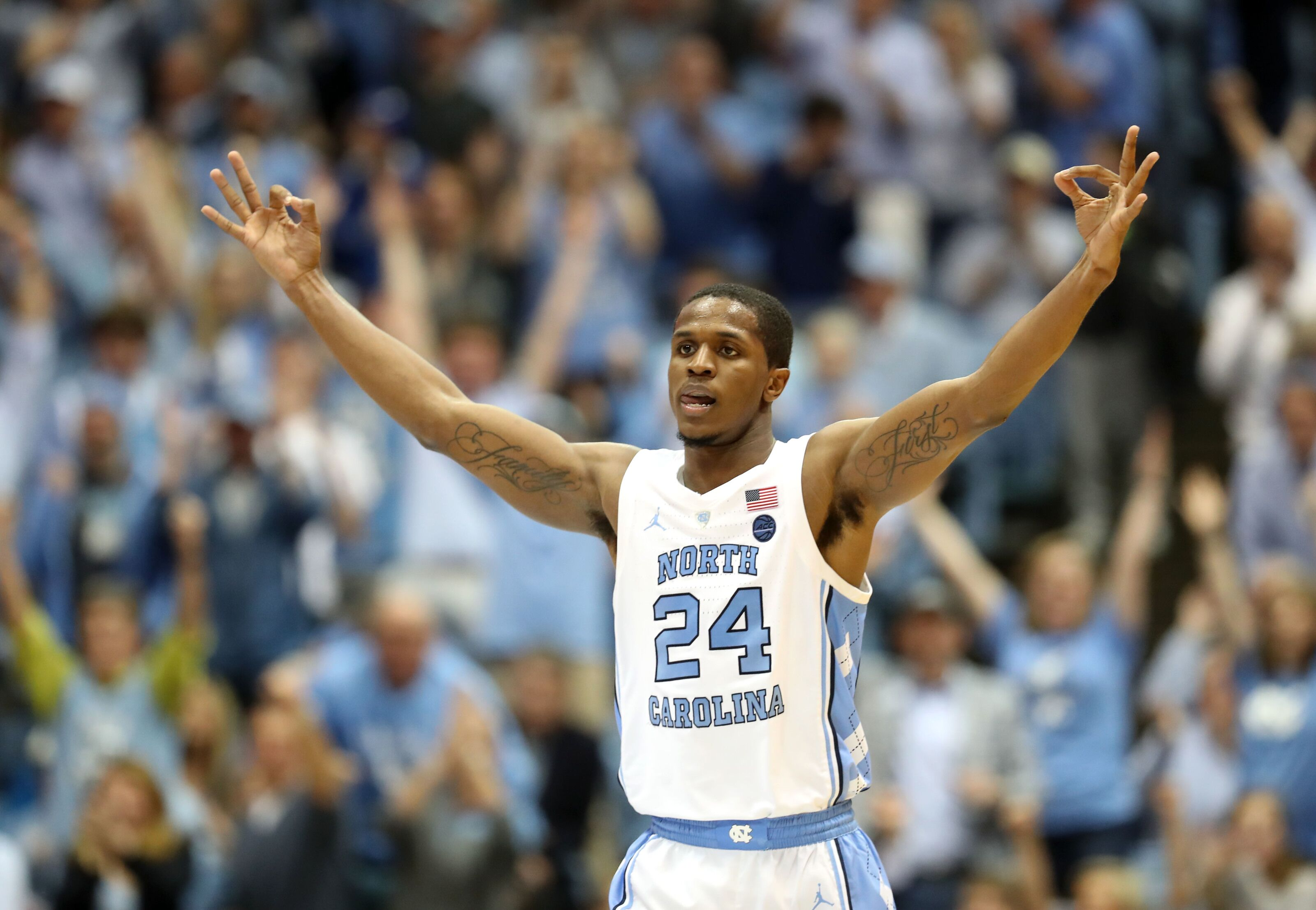 UNC Basketball: Kenny Williams signs as undrafted free agent