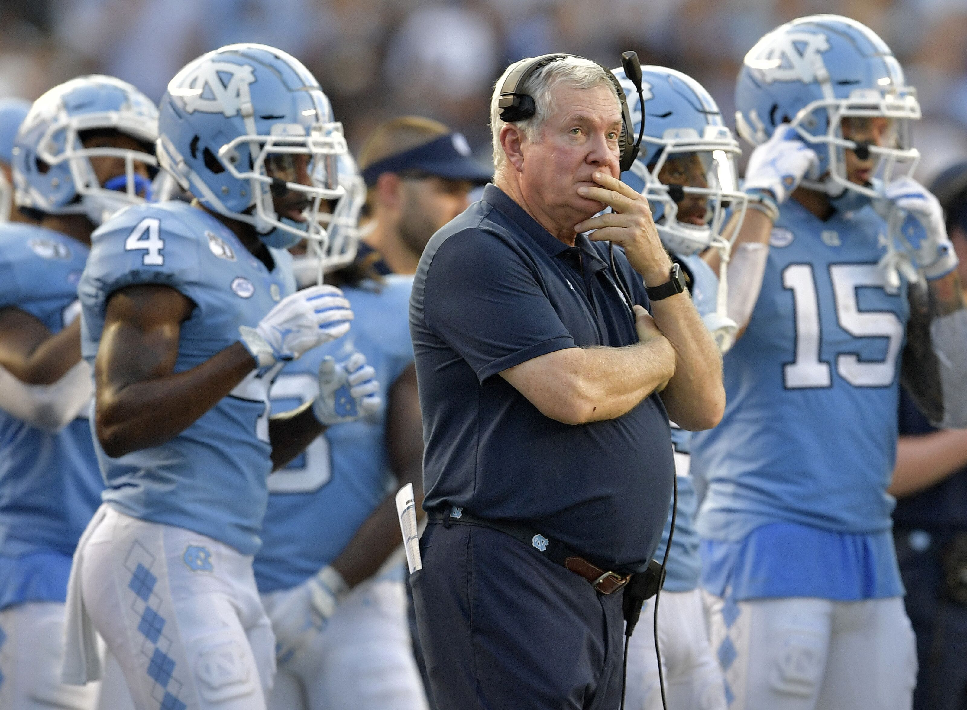 UNC Football: Tar Heels currently hold Top 20 recruiting class