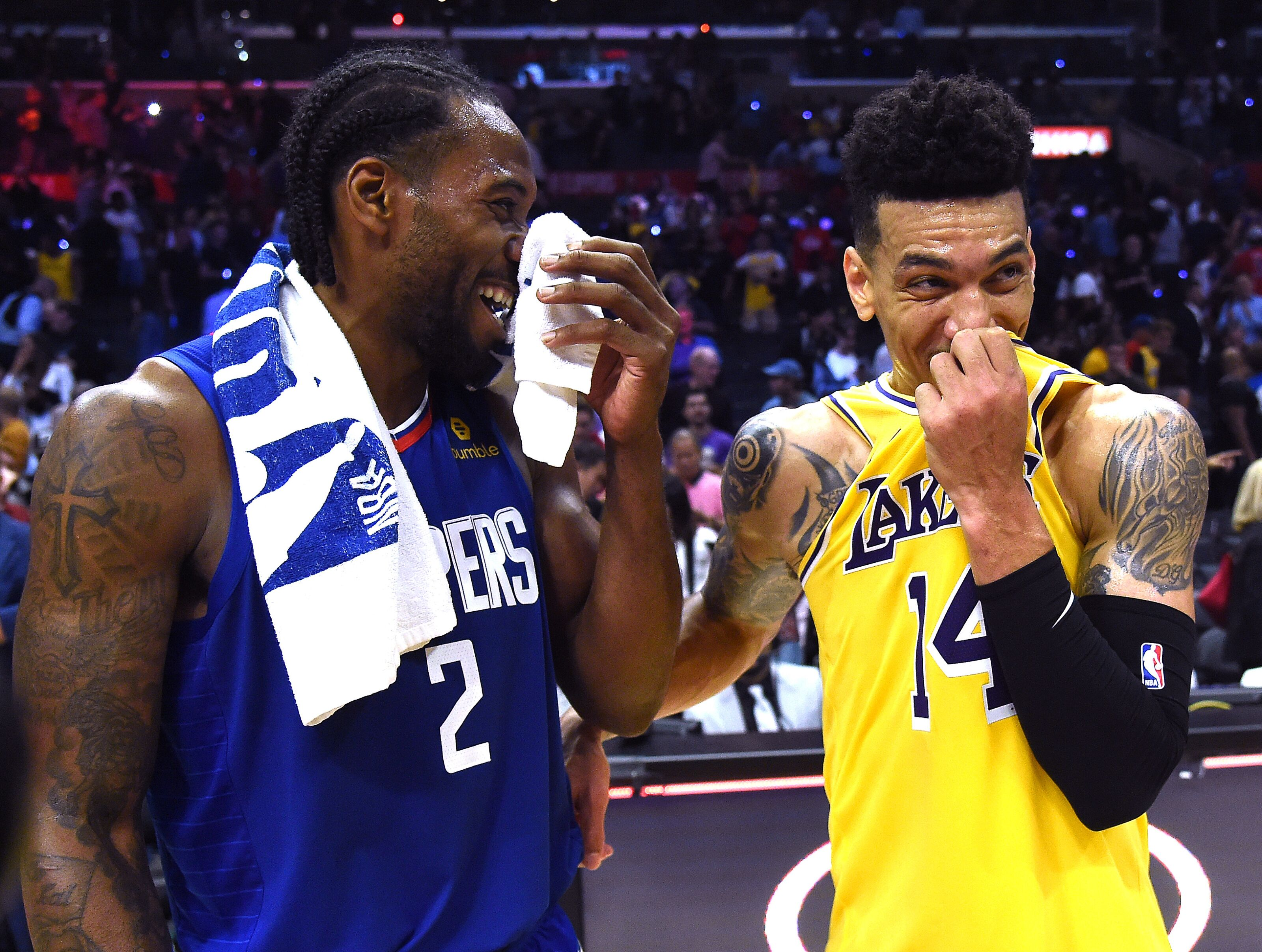 UNC Basketball Alumni: Danny Green sets Lakers record