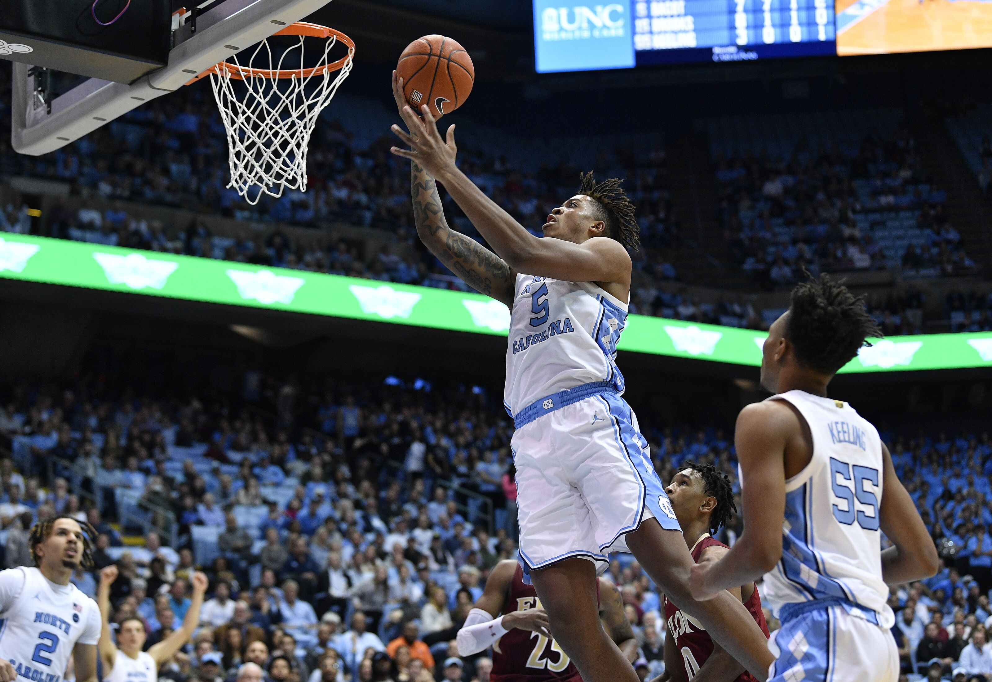 UNS Basketball: Armando Bacot likely OUT vs Virginia Cavaliers