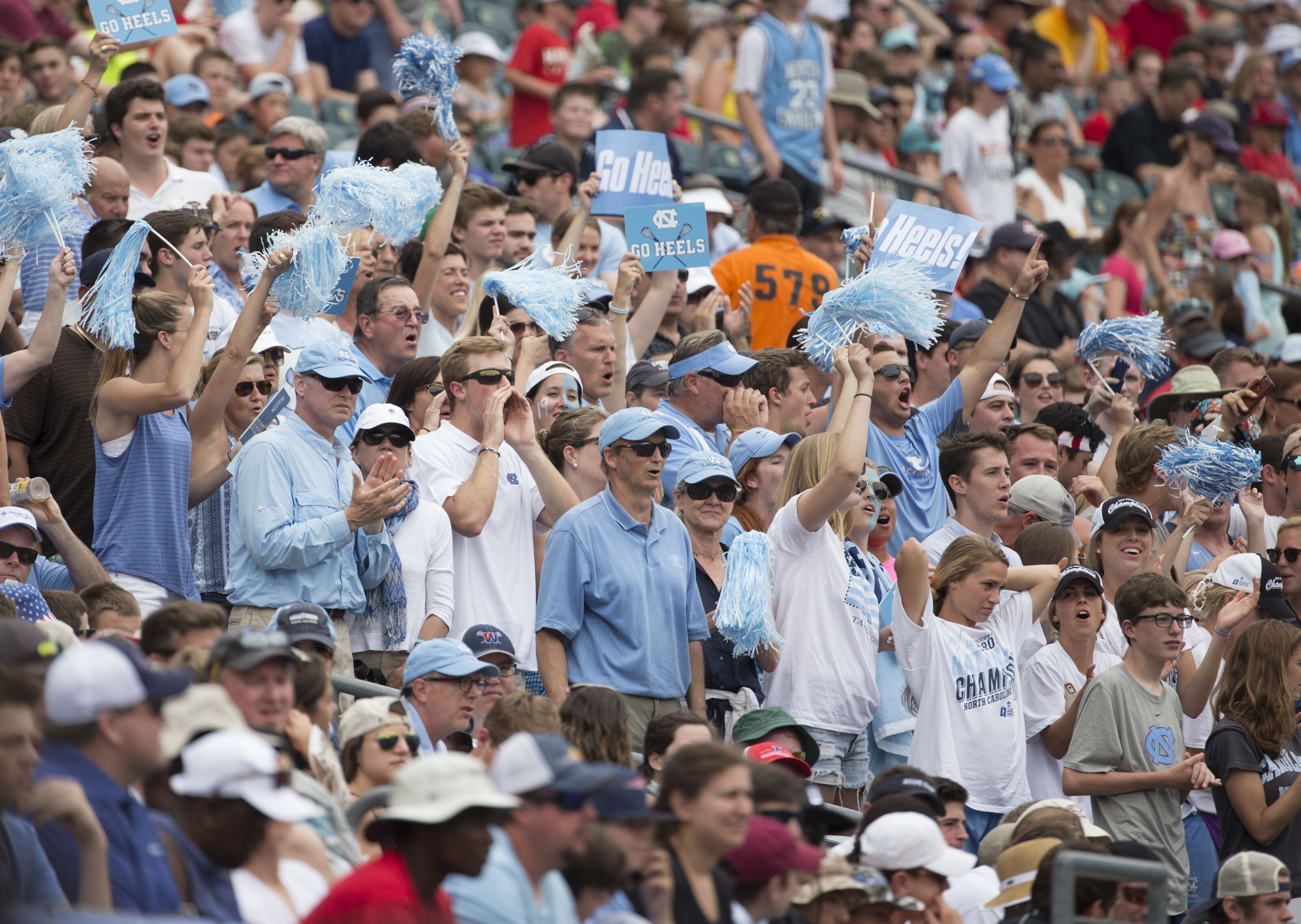 UNC Lacrosse: Tar Heels advance to Final Four in NCAA Tournament