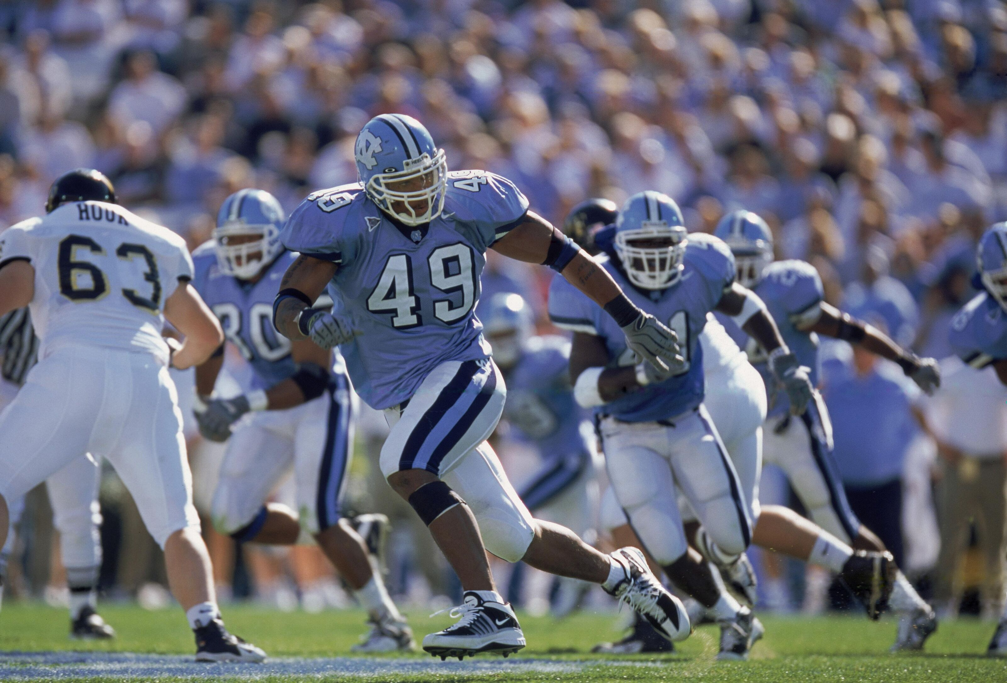 College Football: Three Tar Heels named to All-Time team