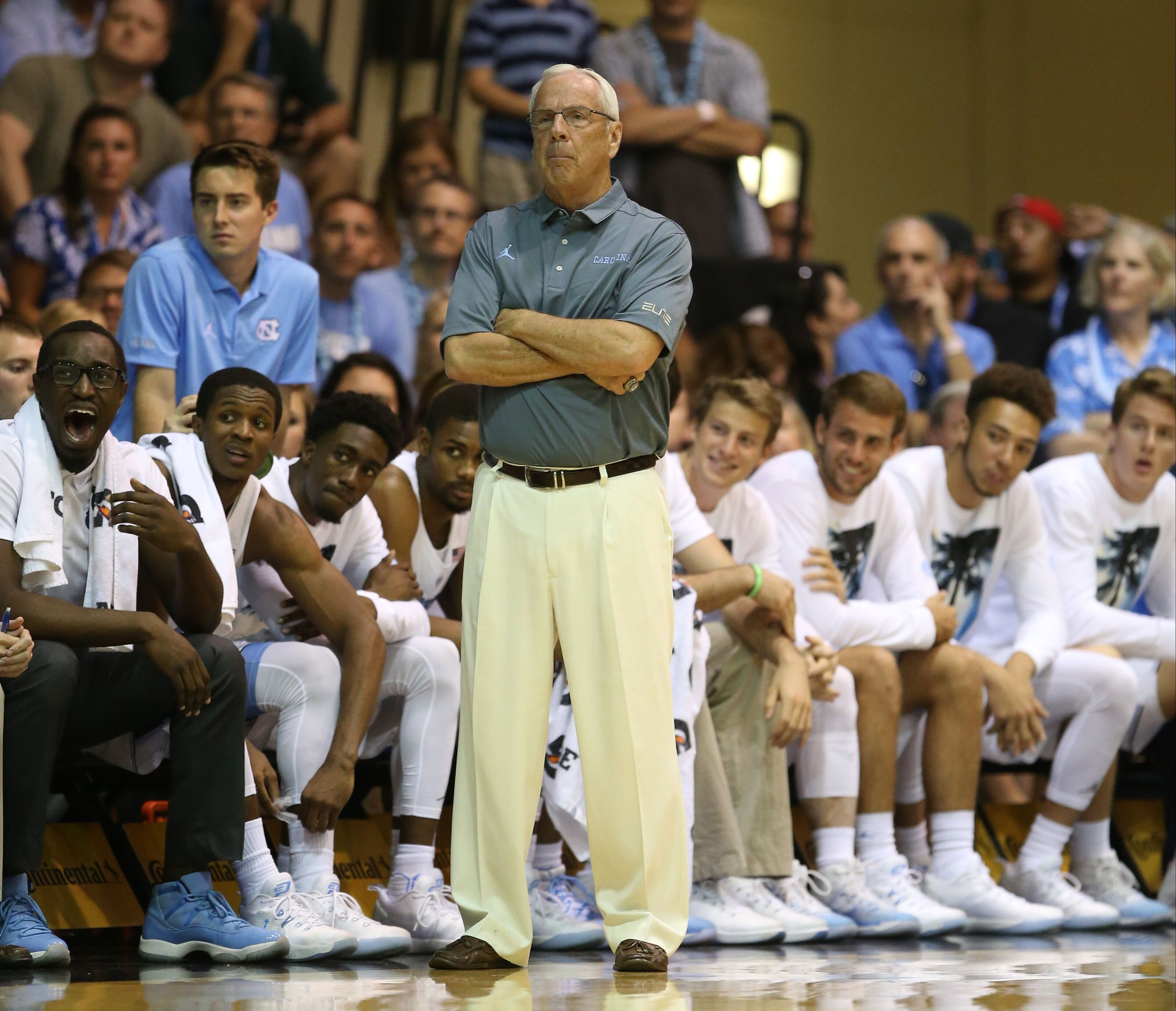 UNC Basketball: Christian Keeling set to visit Tar Heels Tuesday night