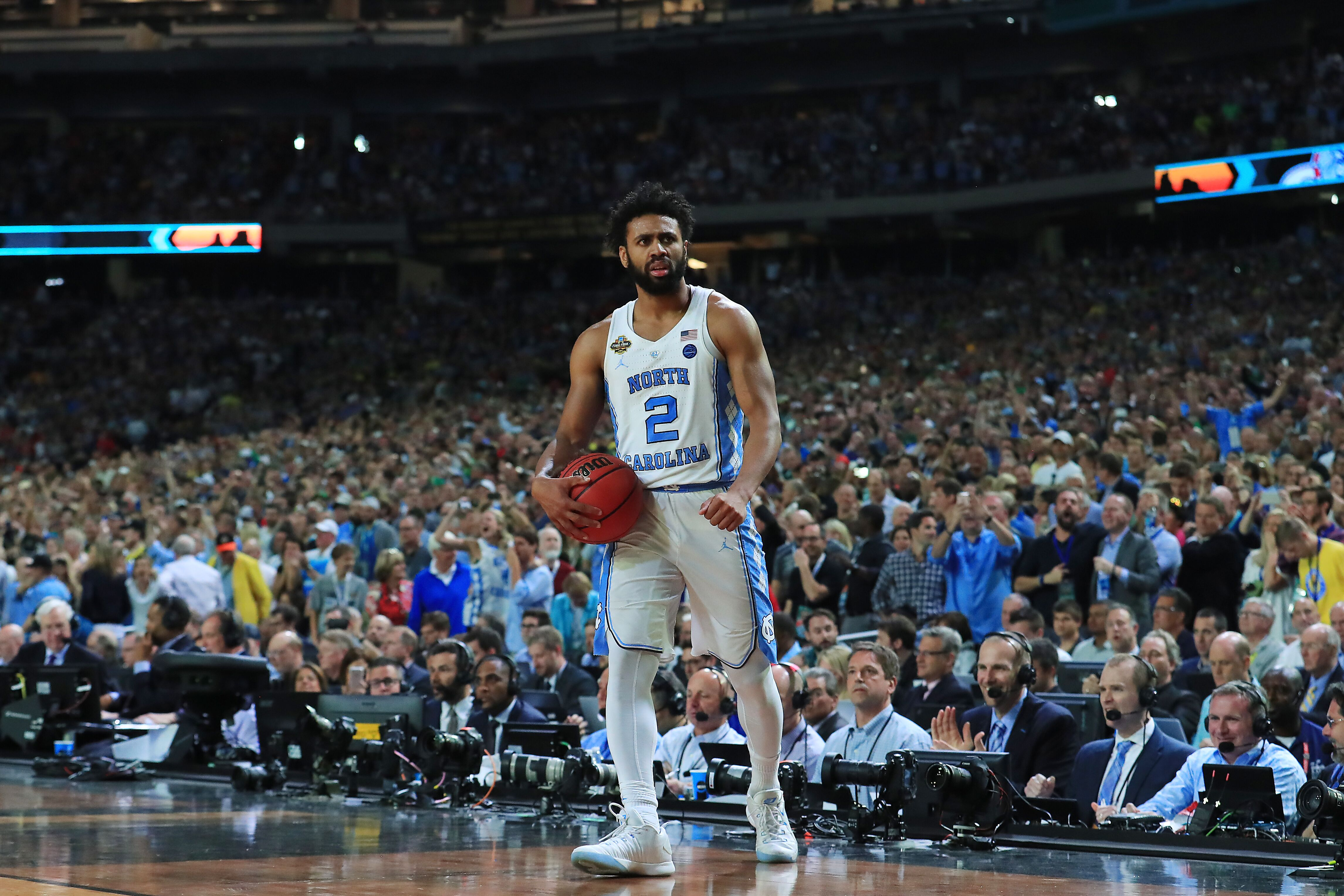 UNC in the NBA  Joel Berry II signs contract with Los Angeles Lakers 7dd840b97