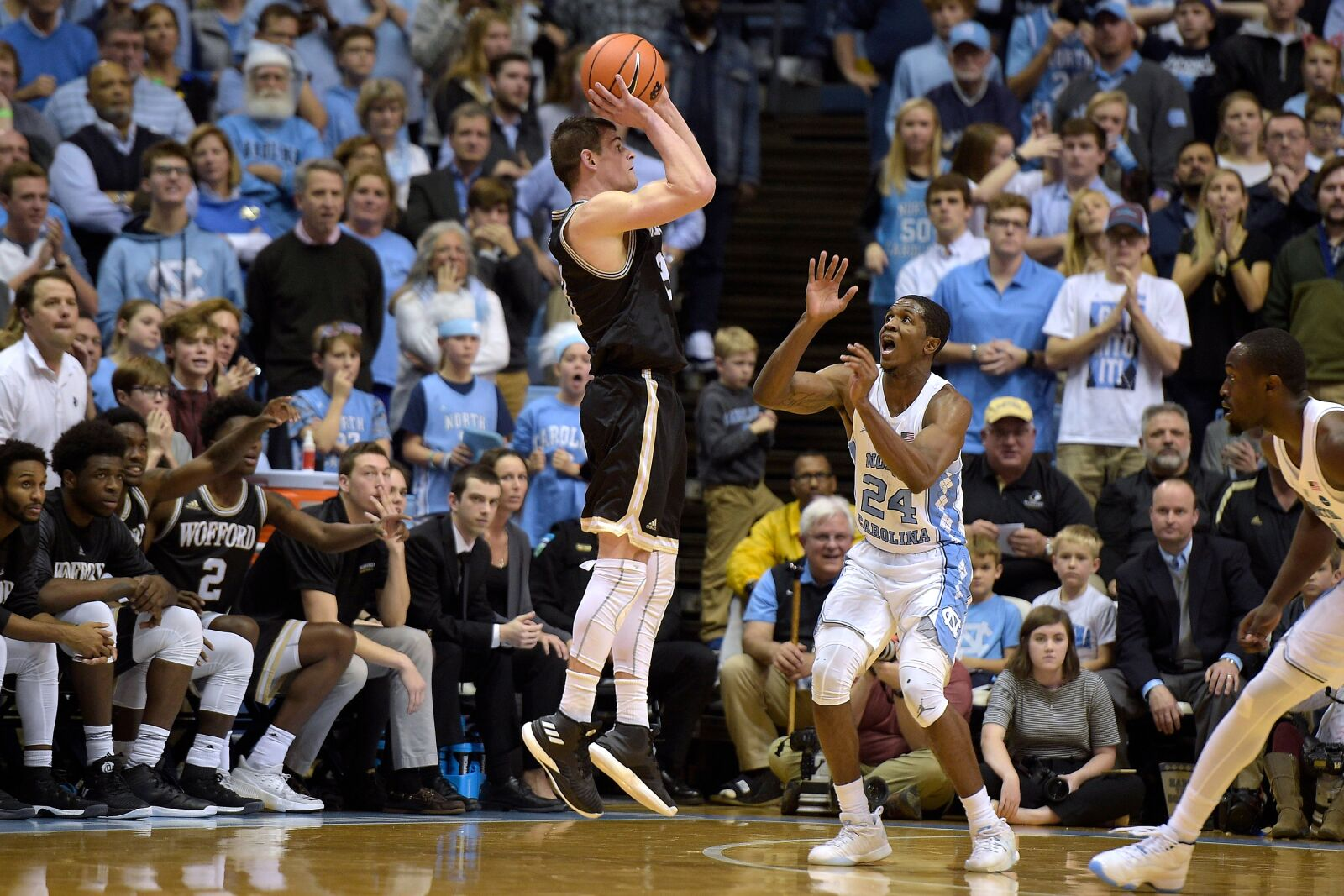 wofford basketball