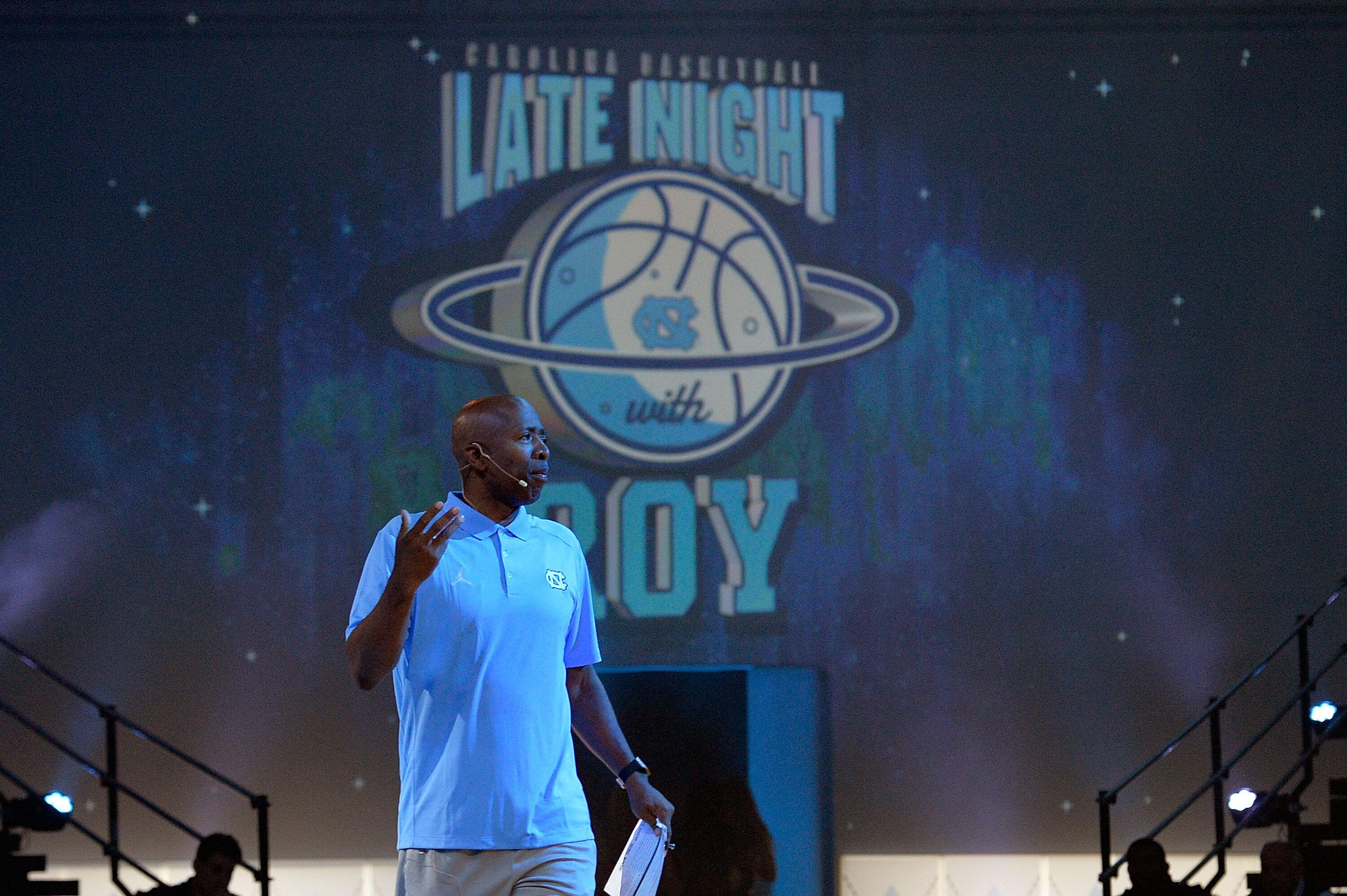 """UNC announces plans for annual """"Late Night With Roy"""" event"""