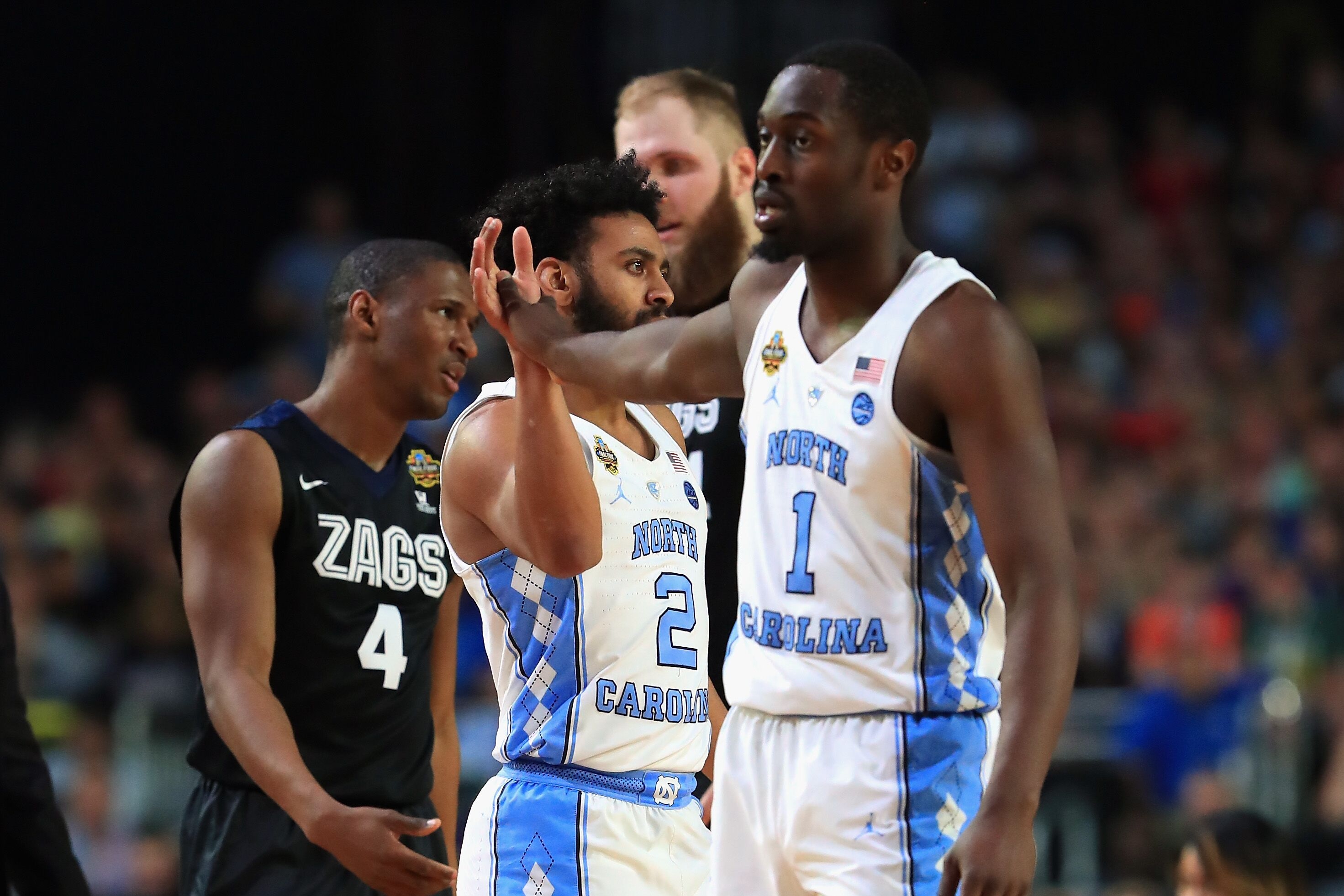 db04c262c UNC Basketball  NBA Draft projections for former Tar Heels