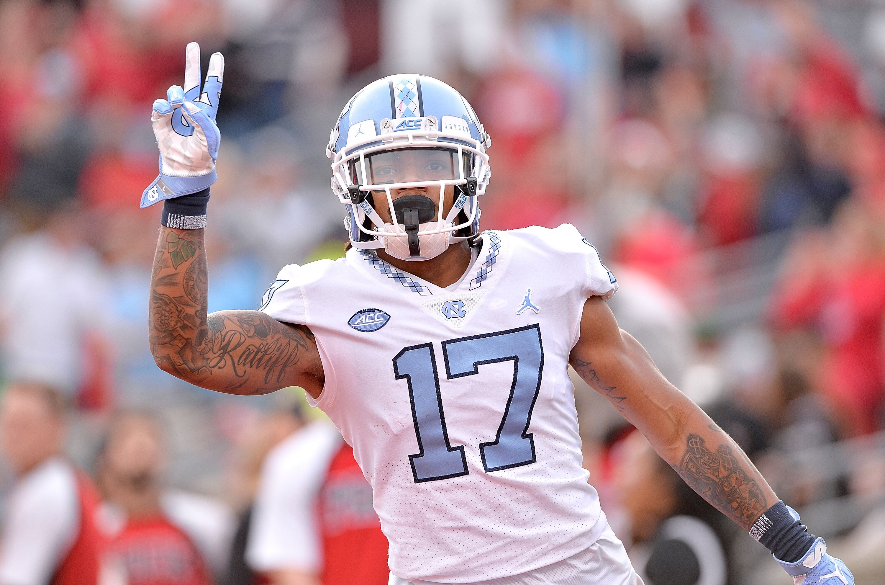 6668d2ba638 UNC Football: Anthony Ratliff Williams declares for NFL Draft