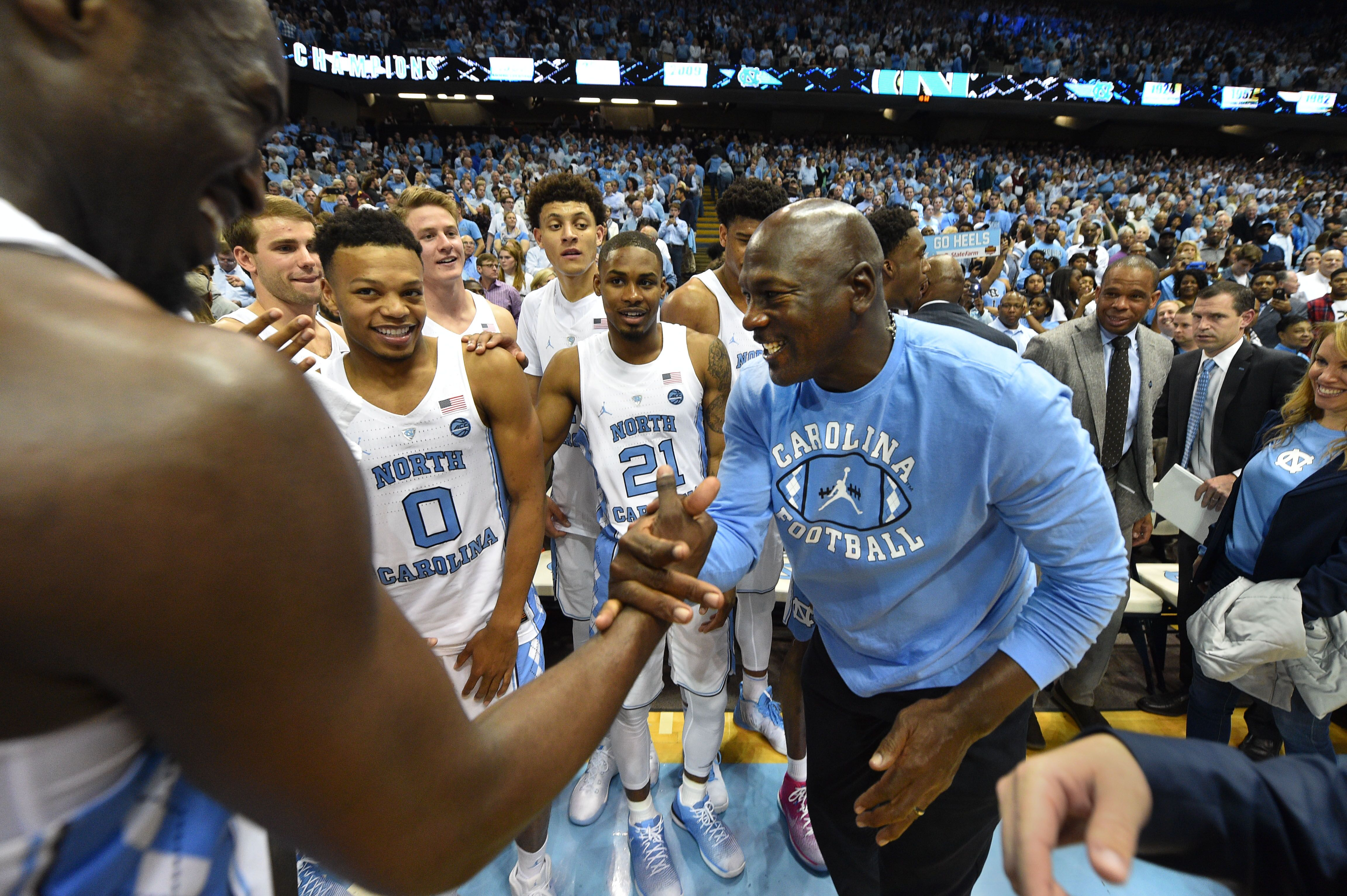UNC Basketball: Win over Duke sparks party on Franklin Street