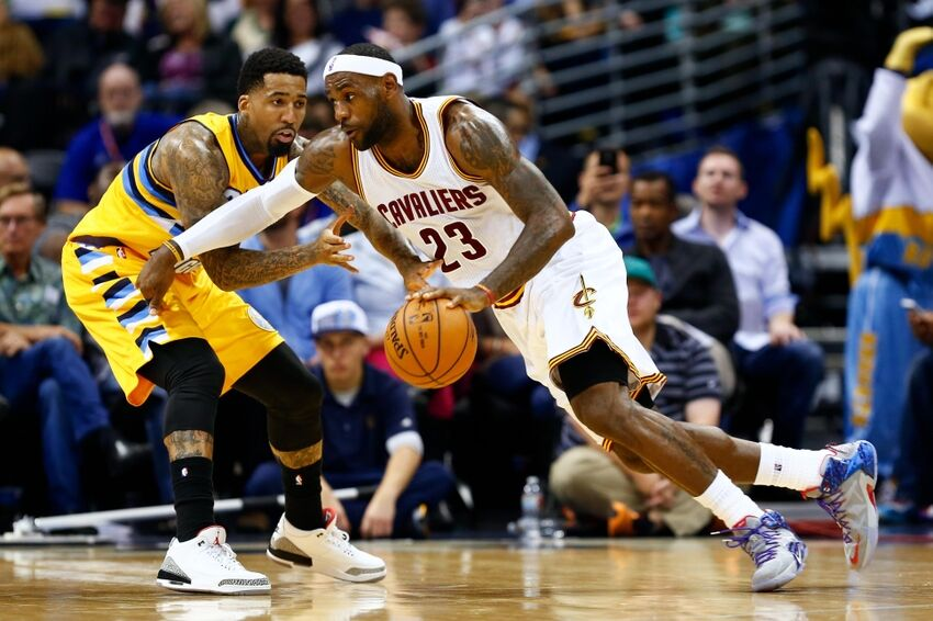 Cavs vs nuggets 2nd half betting sports betting systems explained