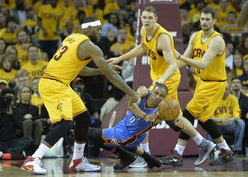 Cavaliers Rumors: Kevin Love, Russell Westbrook To Sign ...